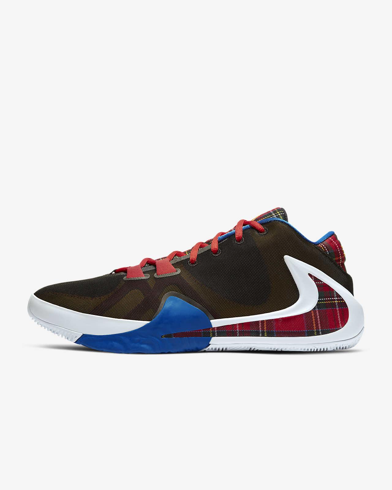 Zoom Freak 1 Multi Basketball Shoe. Nike FI