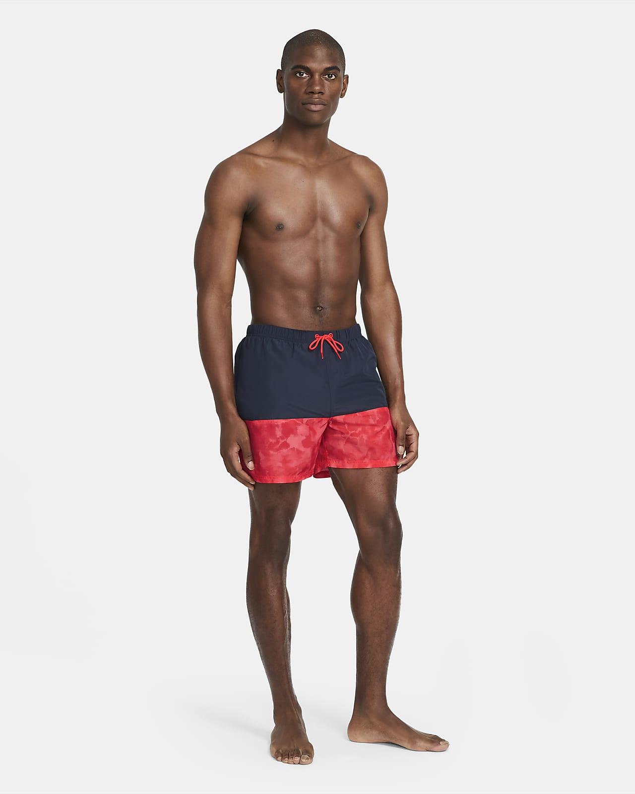Elite Fan Shop NCAA Mens Swim Trunks