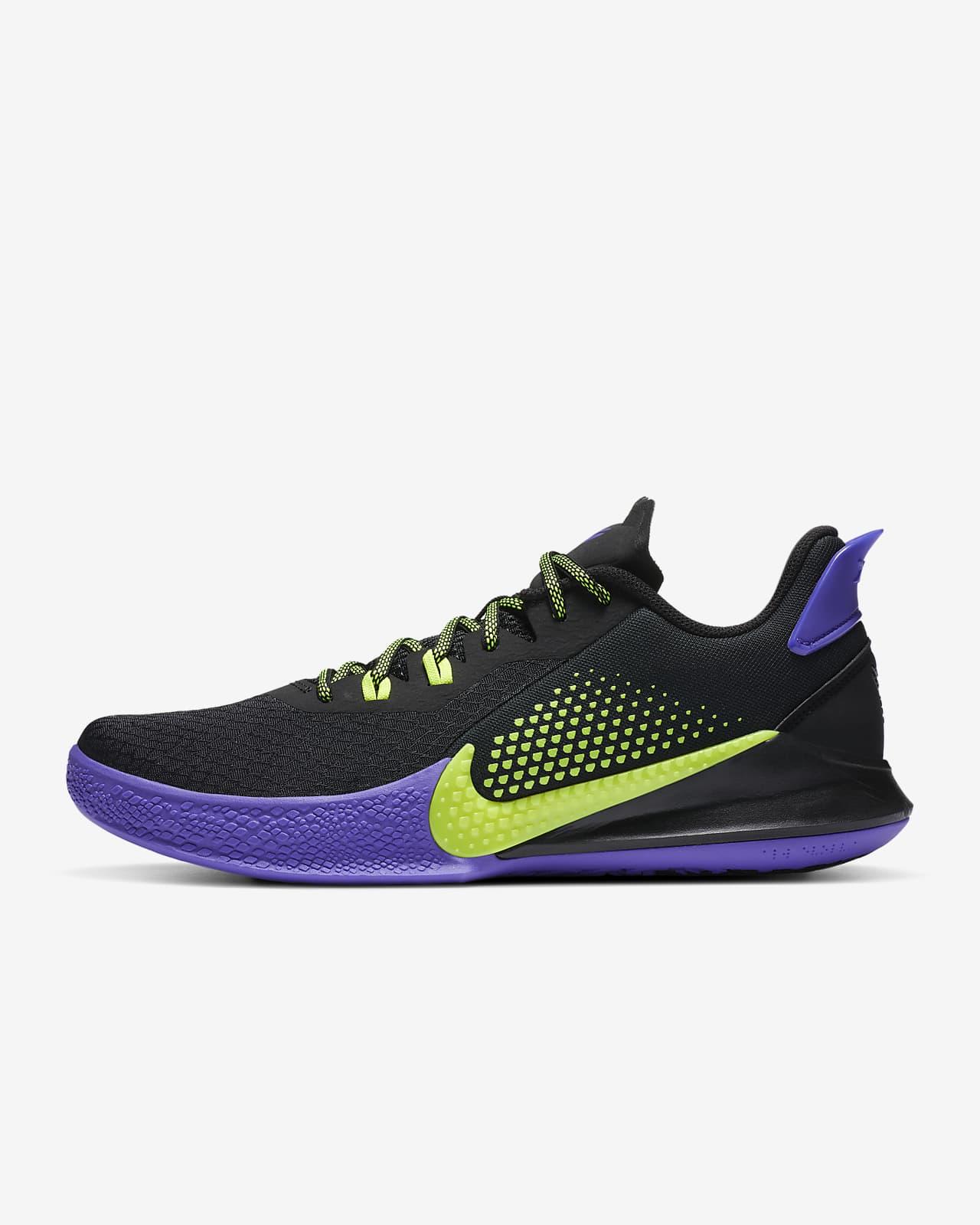 Mamba Fury Basketball Shoe. Nike GB