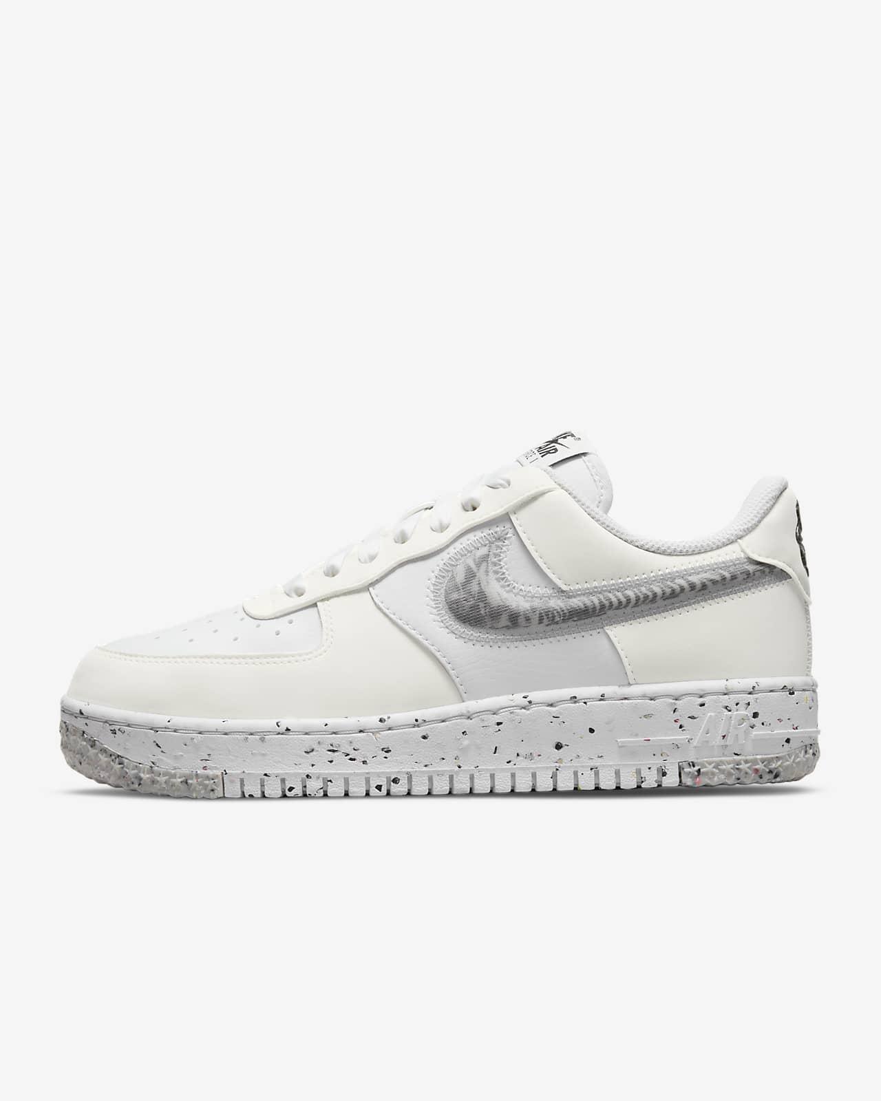 รองเท้าผู้หญิง Nike Air Force 1 Crater