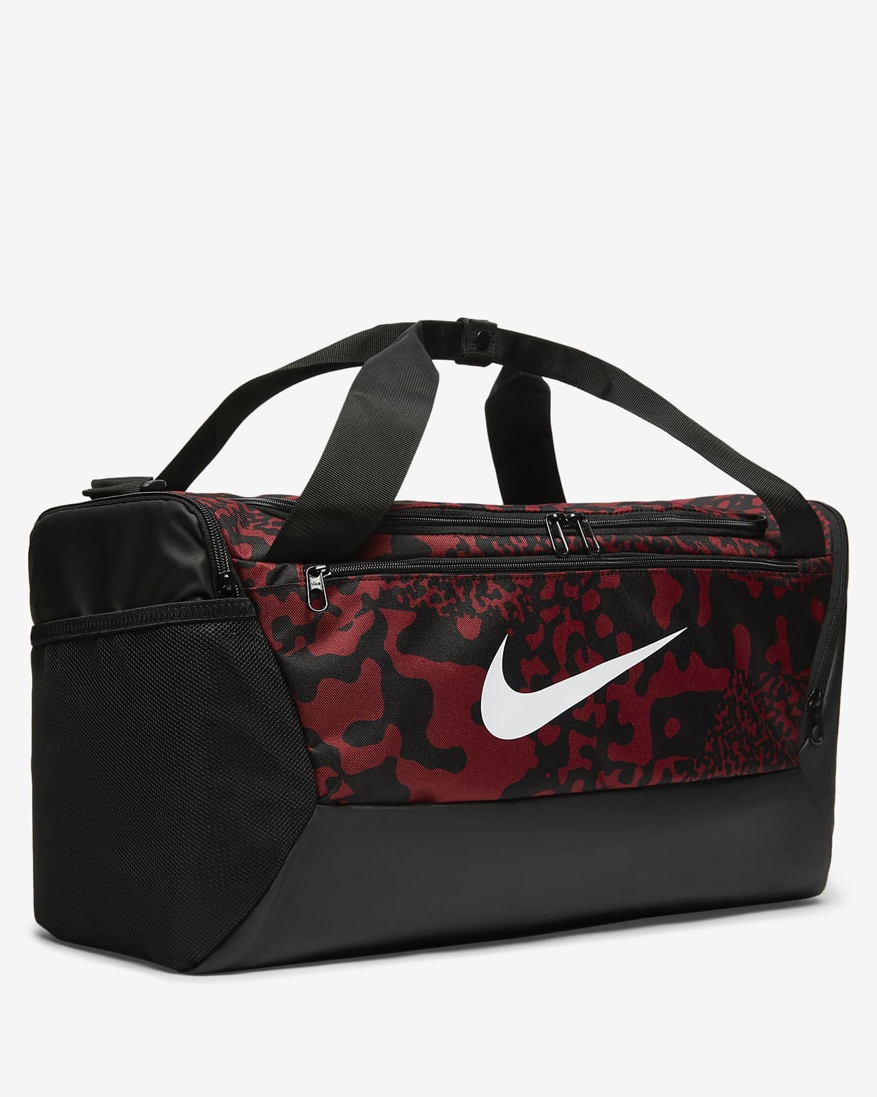 pedir Copiar Ubicación  Nike Brasilia Printed Training Duffel Bag (Small). Nike ID