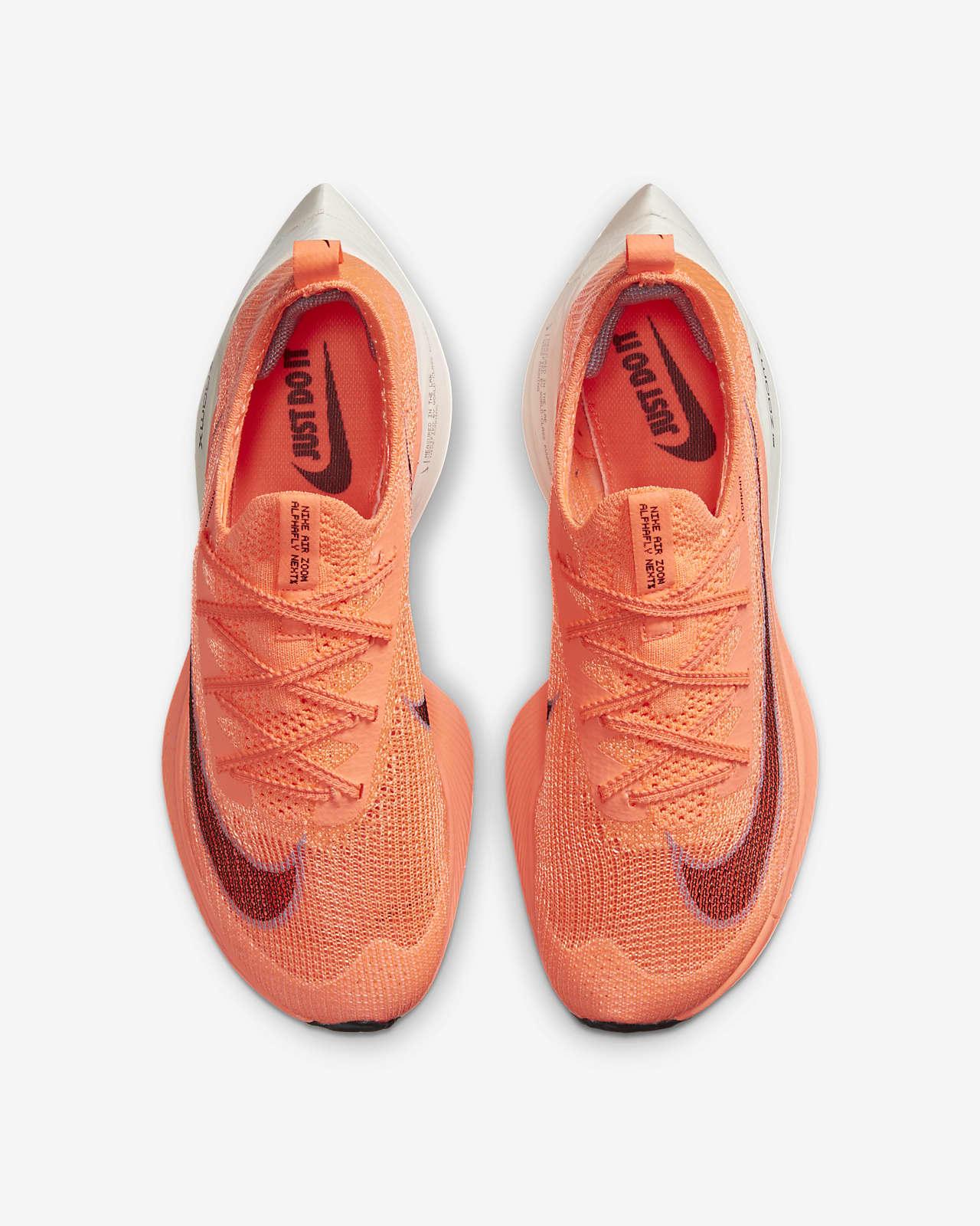 Chaussure de course Nike Air Zoom Alphafly NEXT% pour Femme. Nike FR
