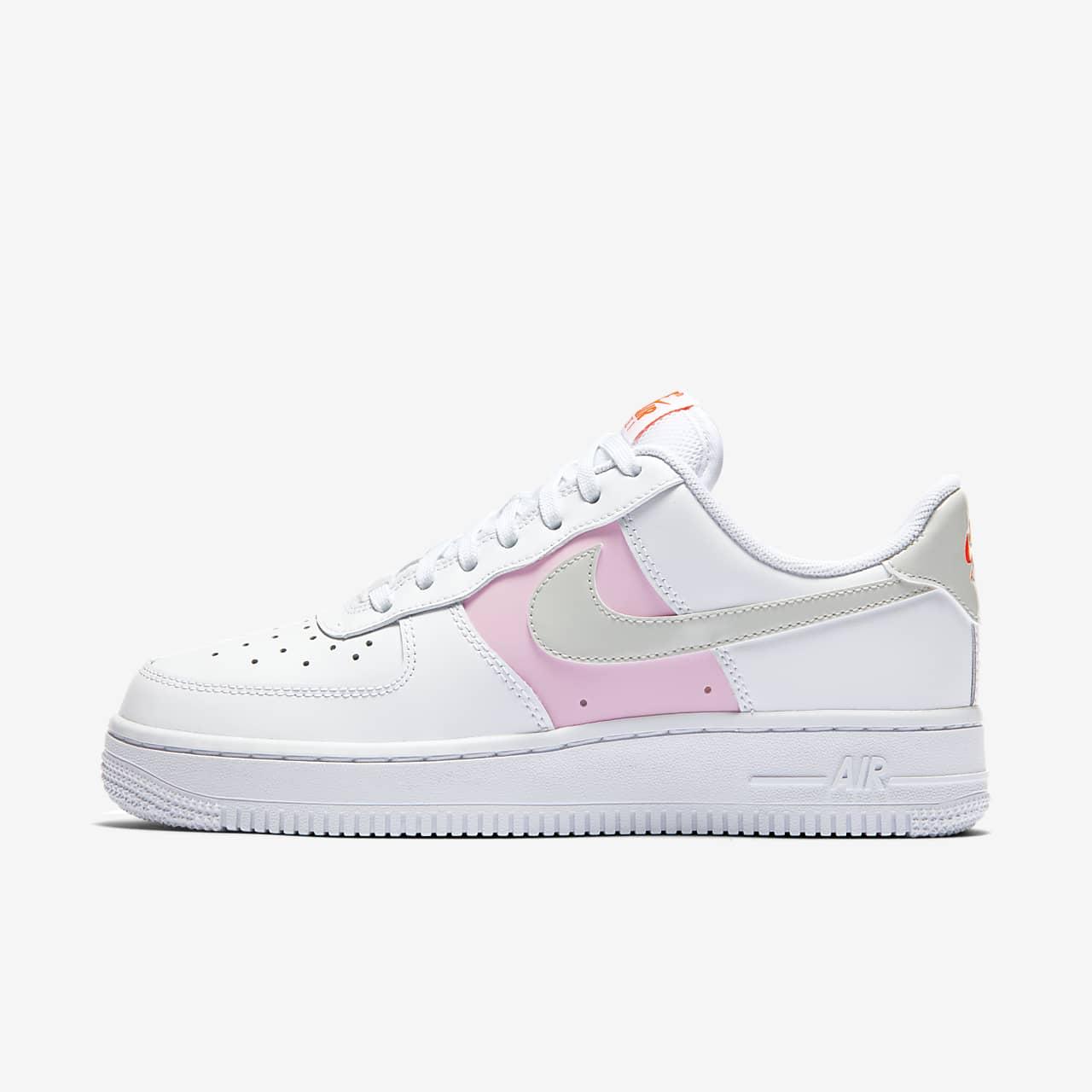 nike air force 1 07 rosa in vendita | eBay
