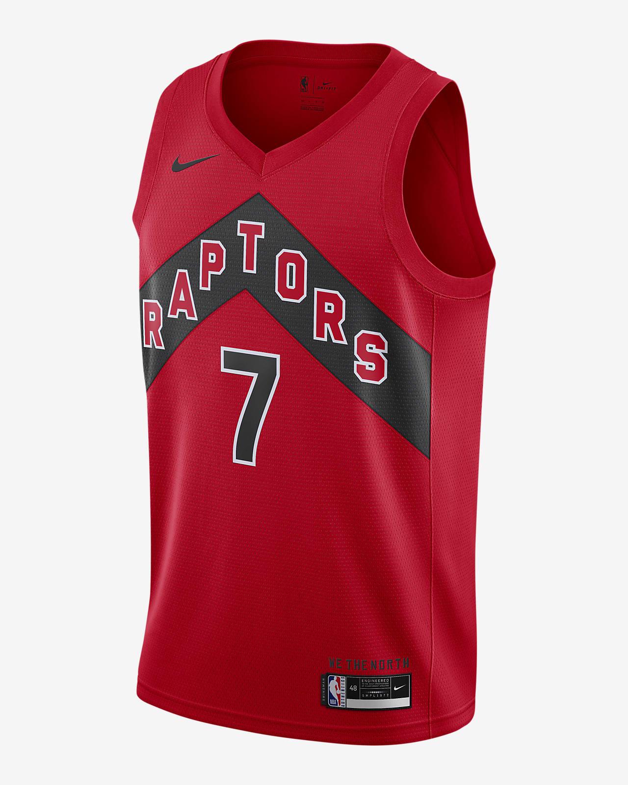 Kyle Lowry Raptors Icon Edition 2020 Nike NBA Swingman-drakt