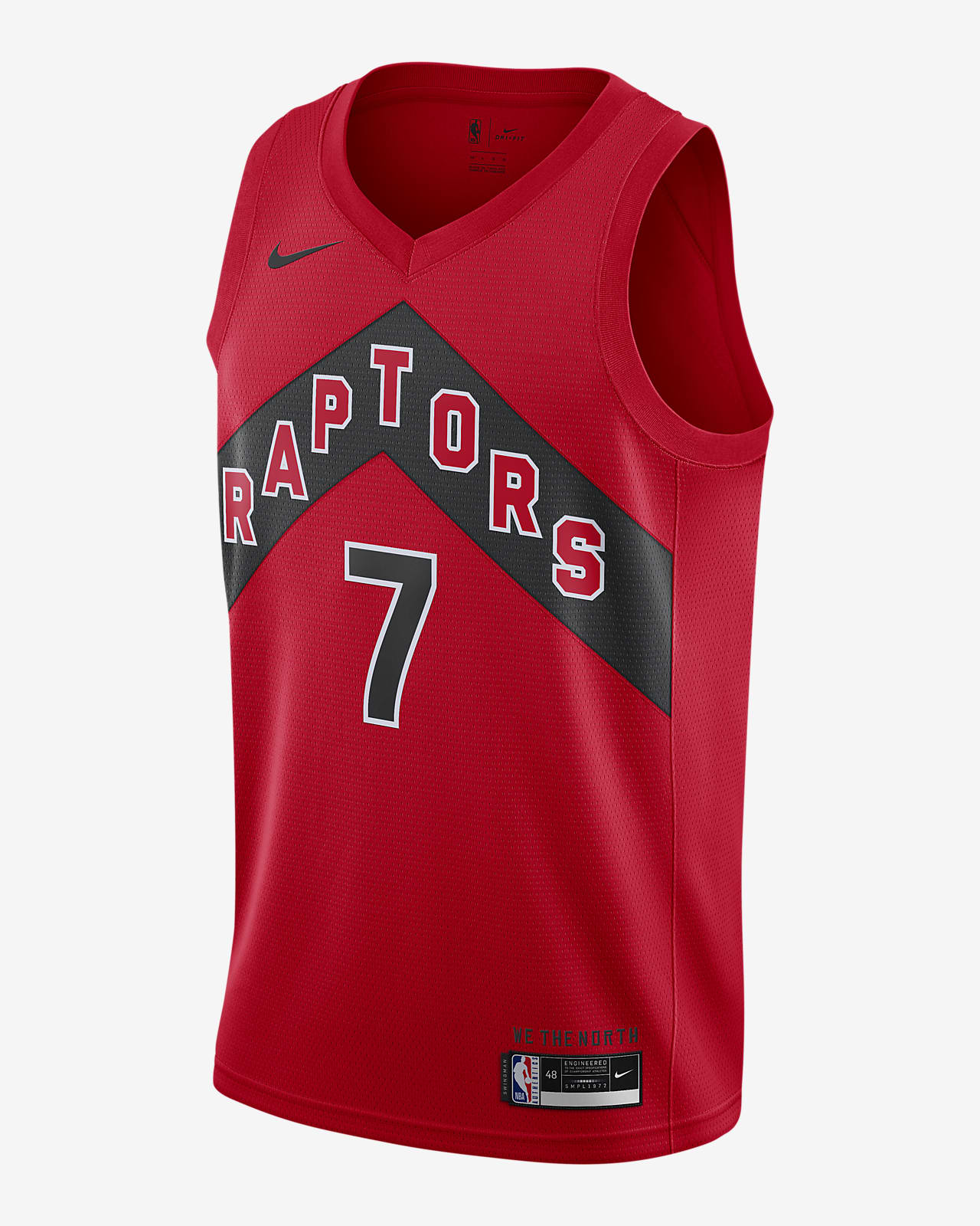 Kyle Lowry Raptors Icon Edition 2020 Nike NBA Swingman Jersey