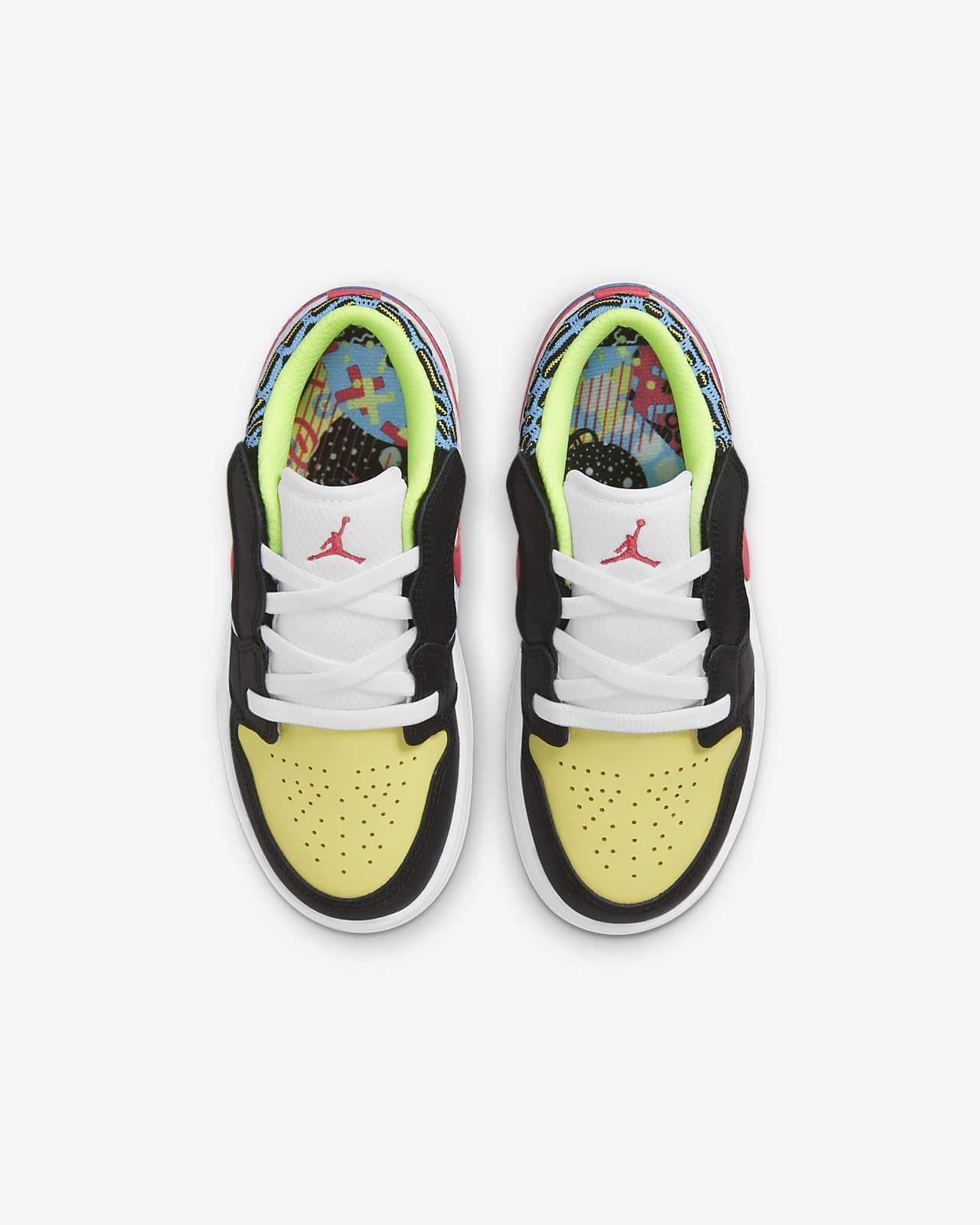 รองเท้าเด็กเล็ก Jordan 1 Low