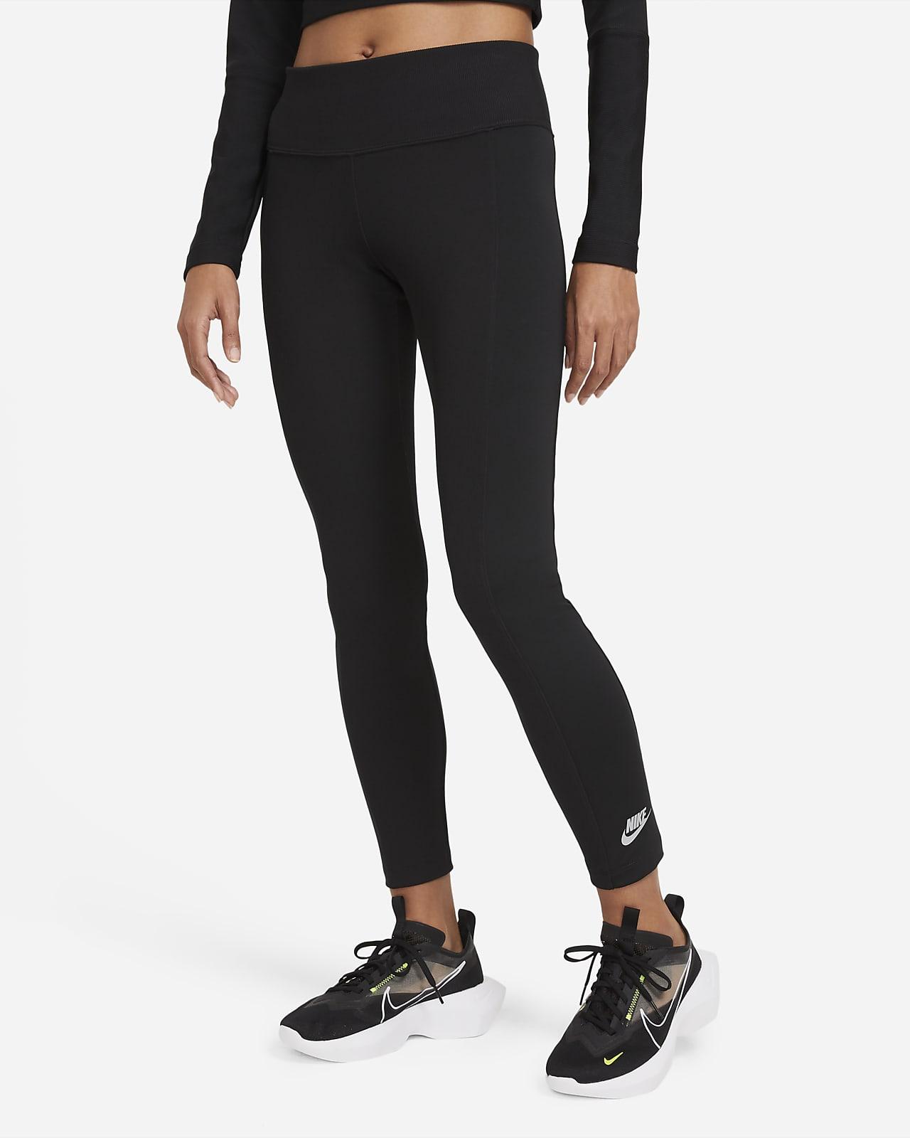 Nike Sportswear Women's Mid-Rise 7/8 Leggings