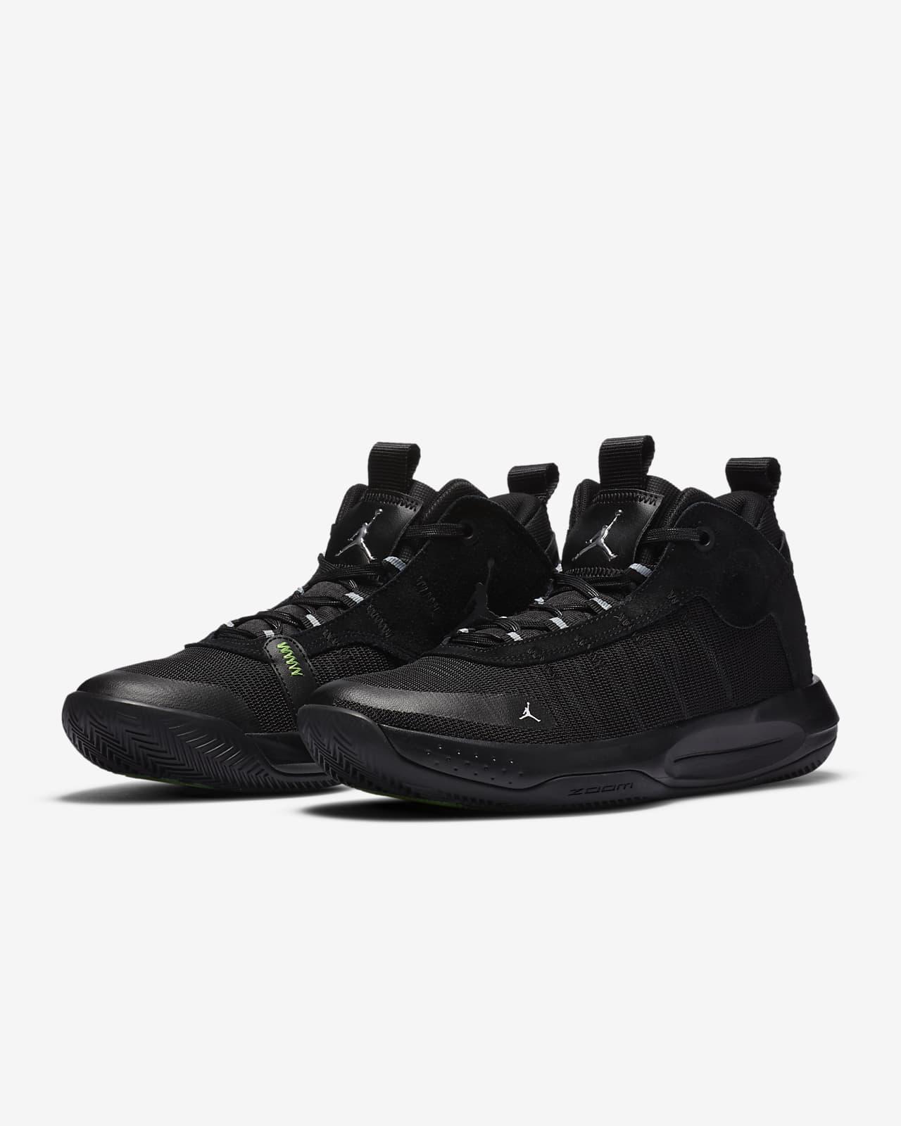 Jordan JUMPMAN 2020 Basketballsko blackmetallic silver
