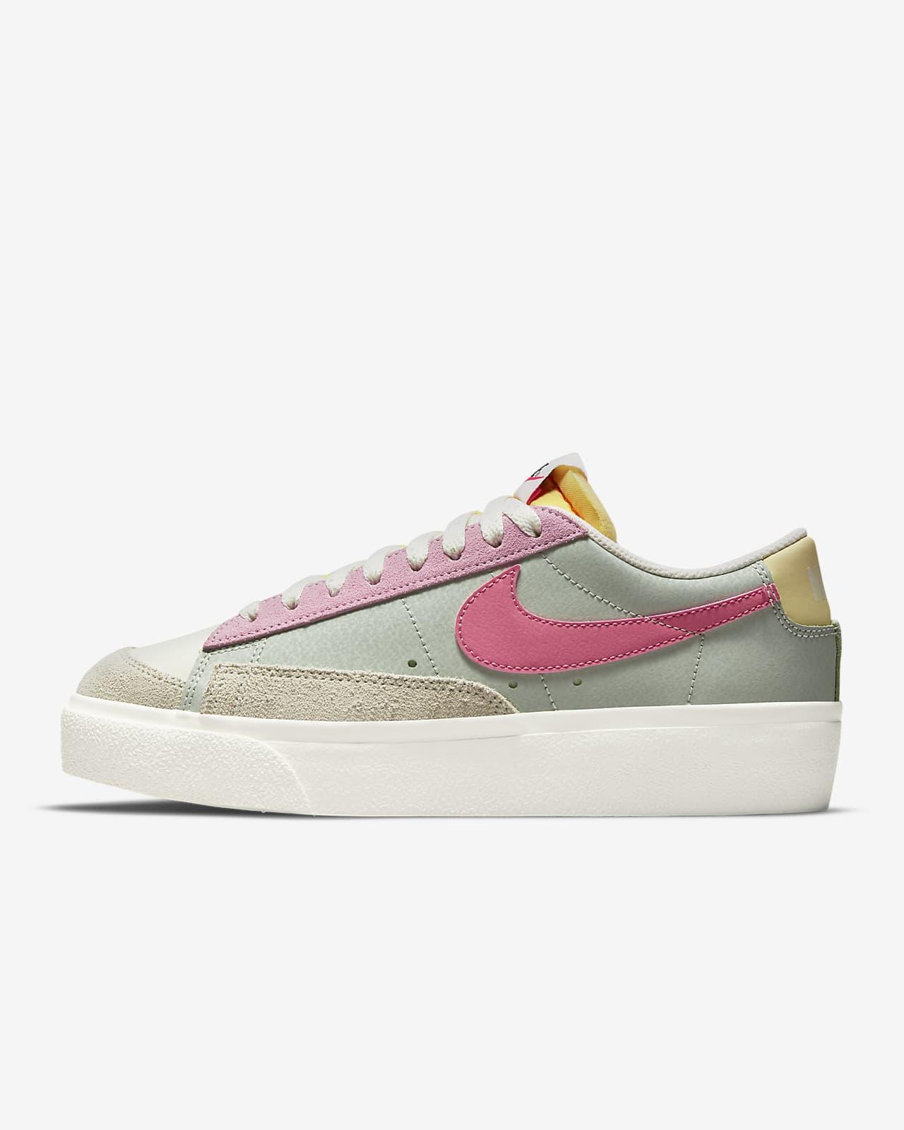 Chaussure Nike Blazer Low Platform pour Femme