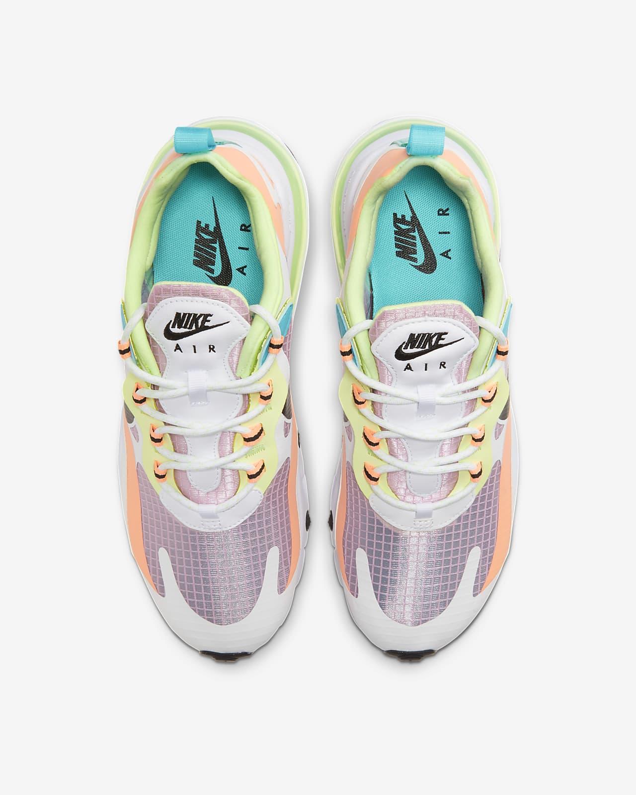 nike air max 270 react mujer zapatillas