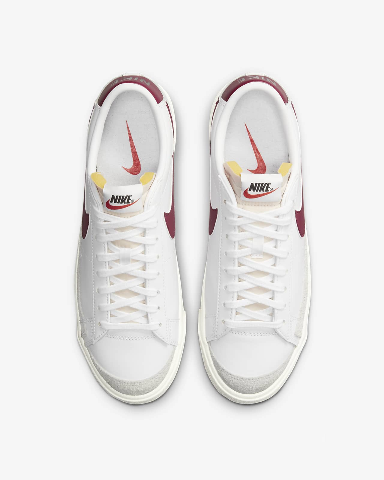 Chaussure Nike Blazer Low '77 Vintage pour Homme. Nike CA
