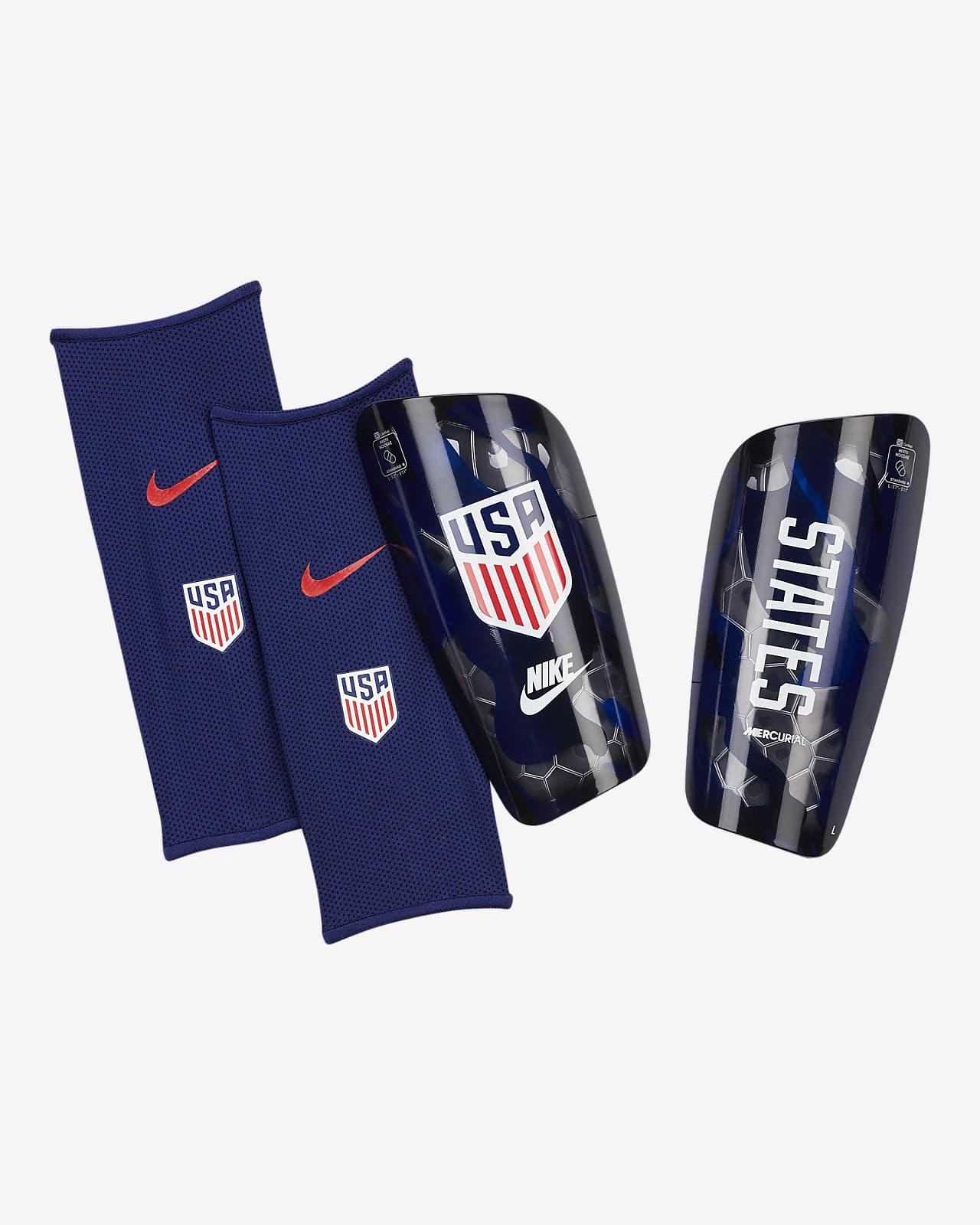U.S. Mercurial Lite Soccer Shin Guards