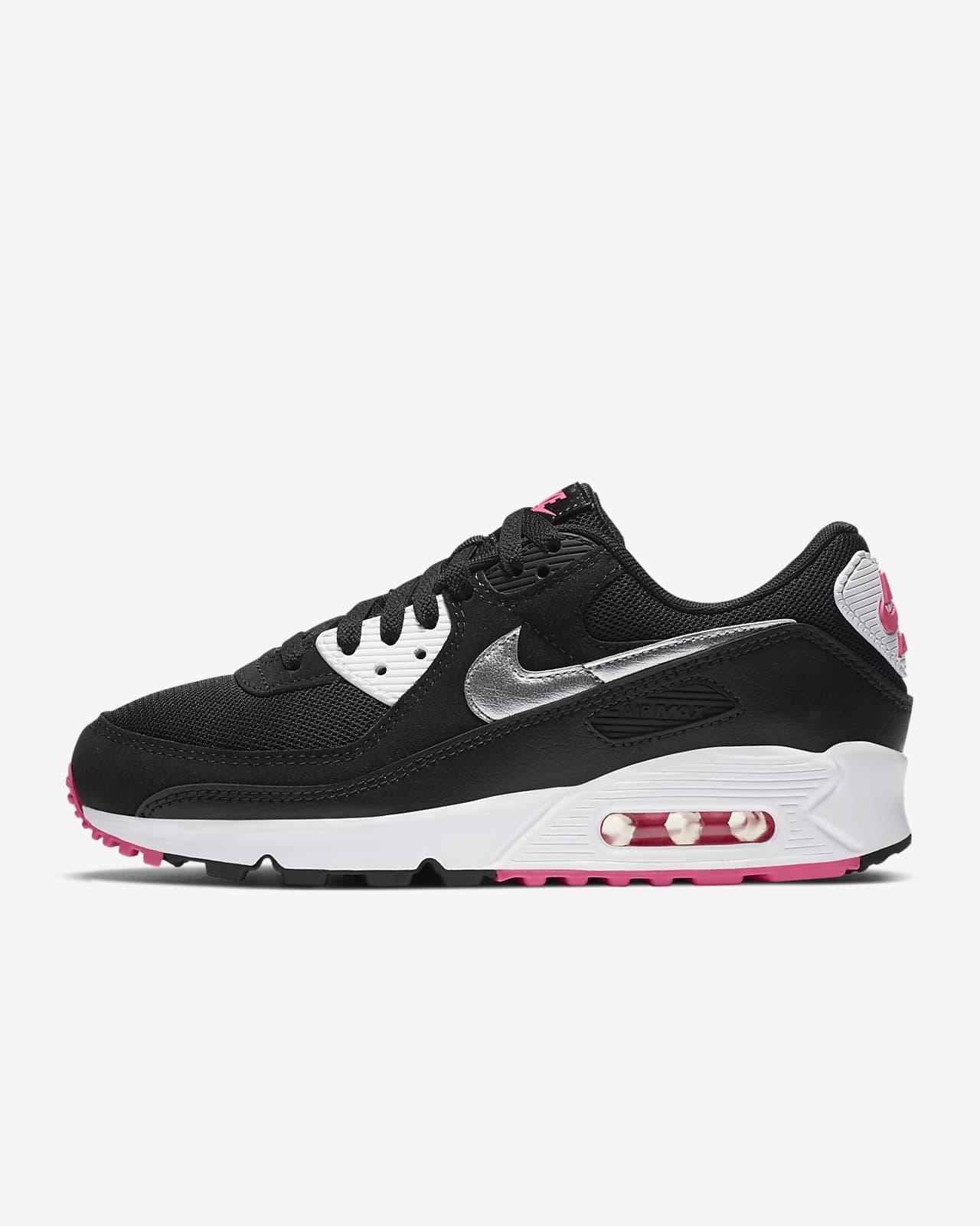 nike air max sneakers fille