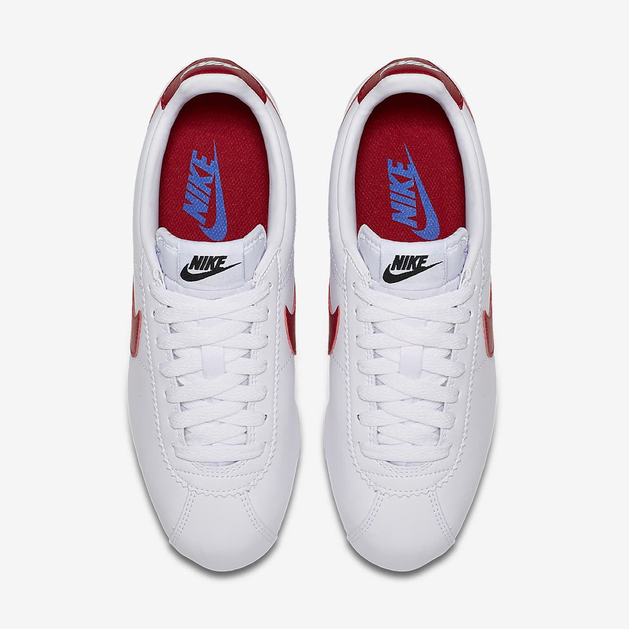 classic cortez leather nike sneaker donna