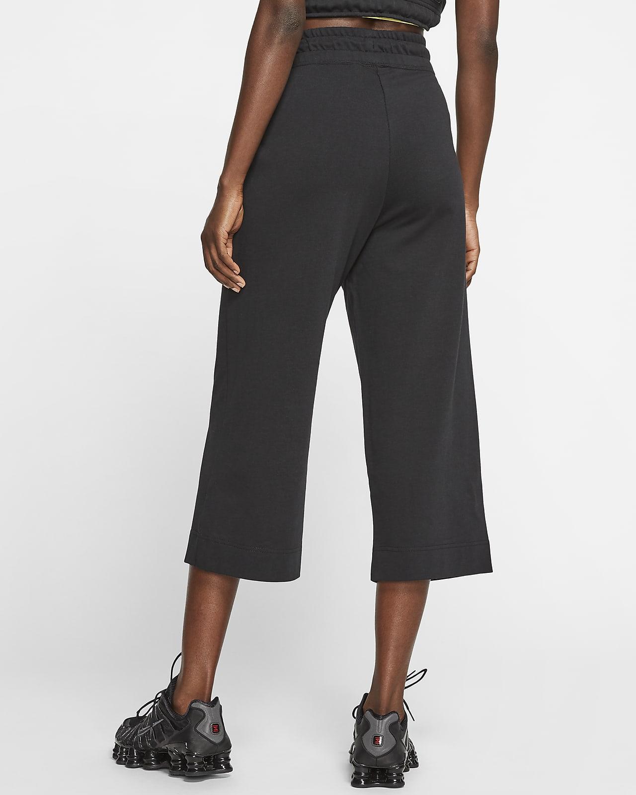 caliente un acreedor Suplemento  Pantalones capri de tejido de punto para mujer Nike Sportswear. Nike.com