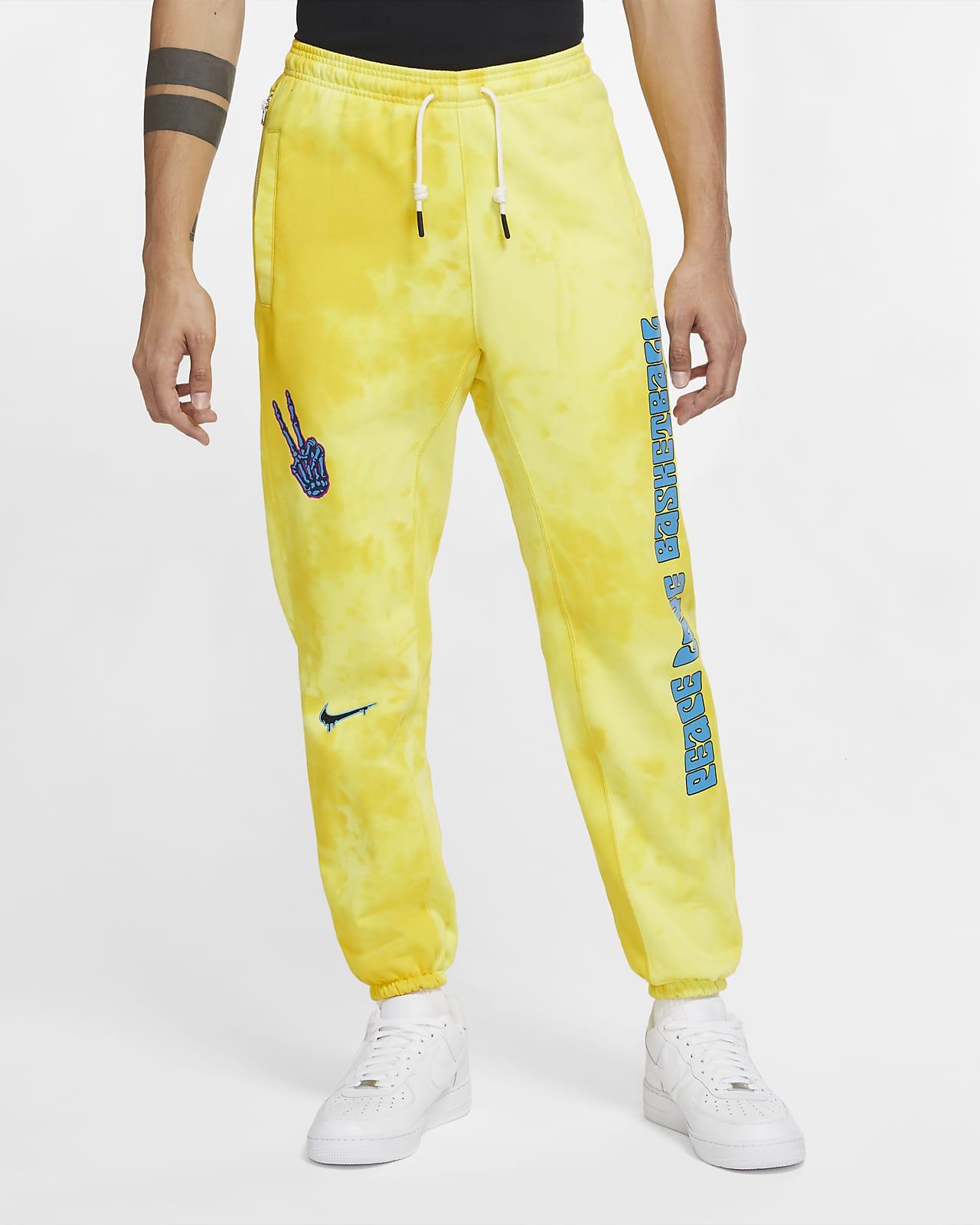 """Nike """"Peace, Love, Basketball"""" Men's Basketball Pants"""