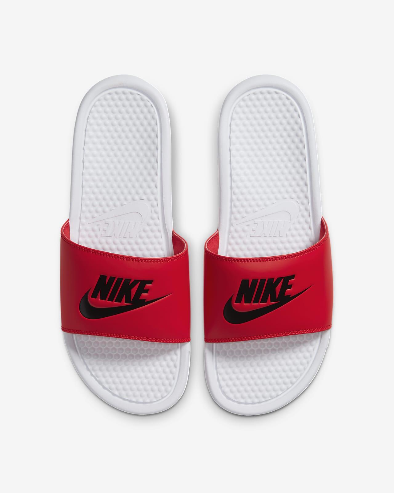 atractivo estrategia metodología  Chanclas para hombre Nike Benassi JDI. Nike MX