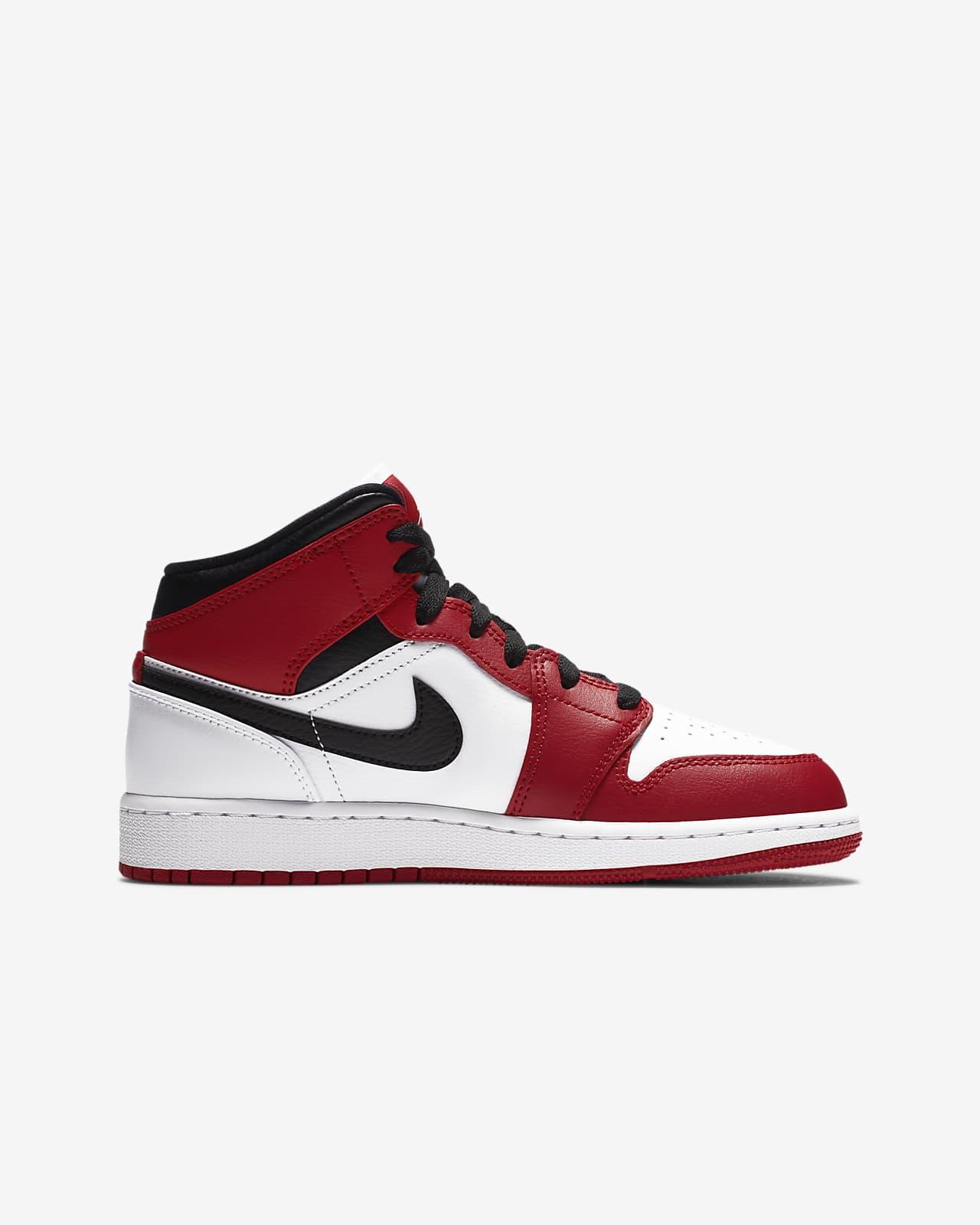 air jordan 1 rouge et blanc