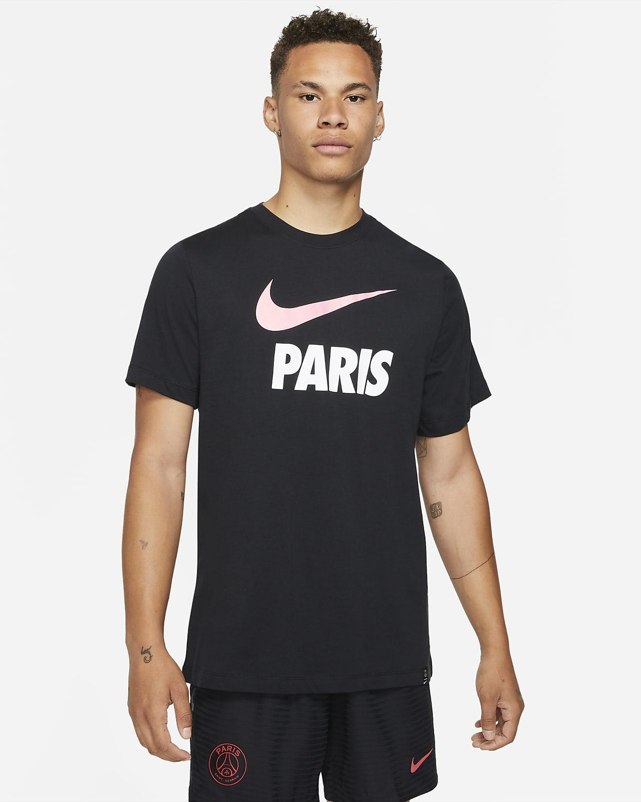 パリ サンジェルマン メンズ サッカー Tシャツ