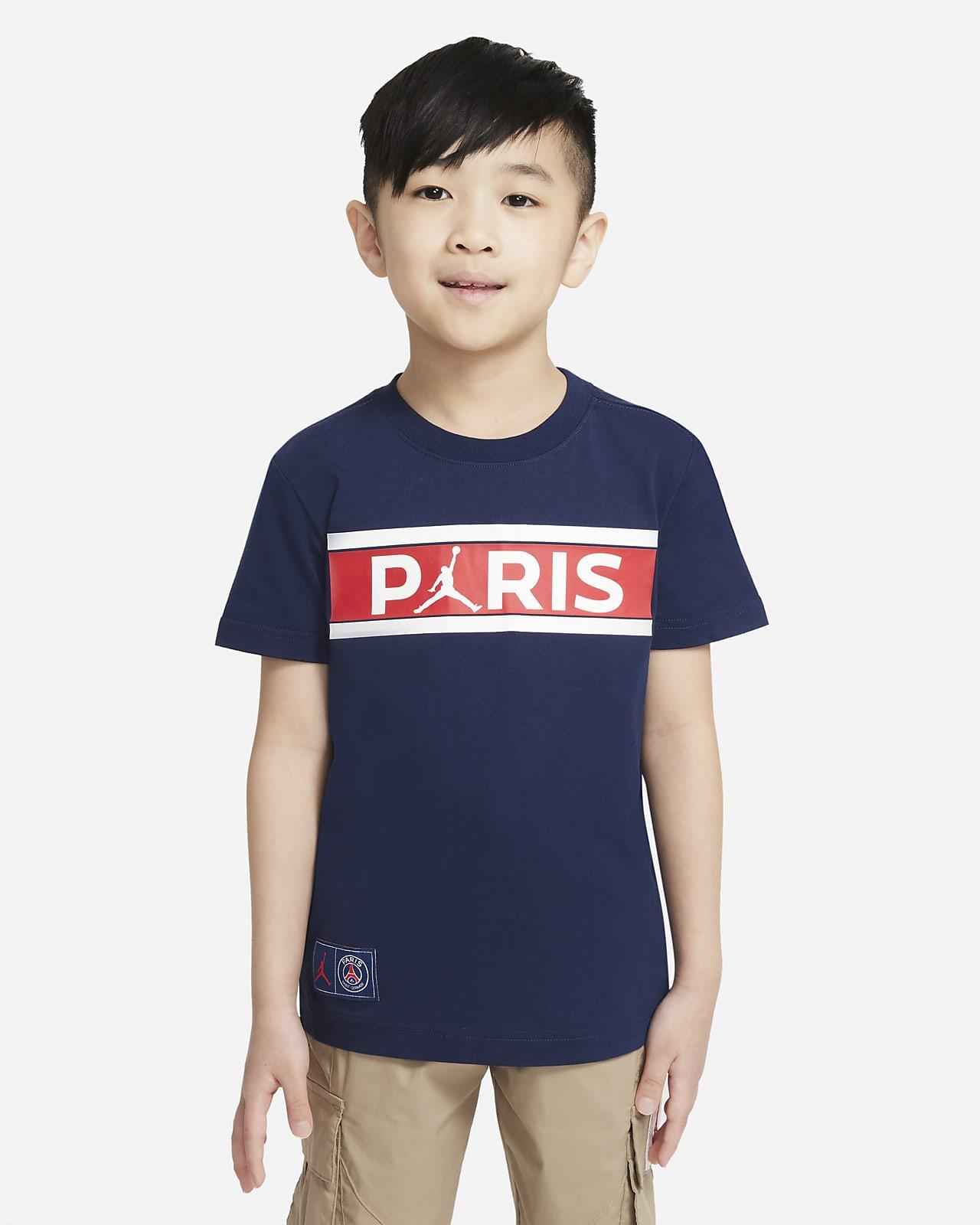巴黎圣日耳曼幼童T恤