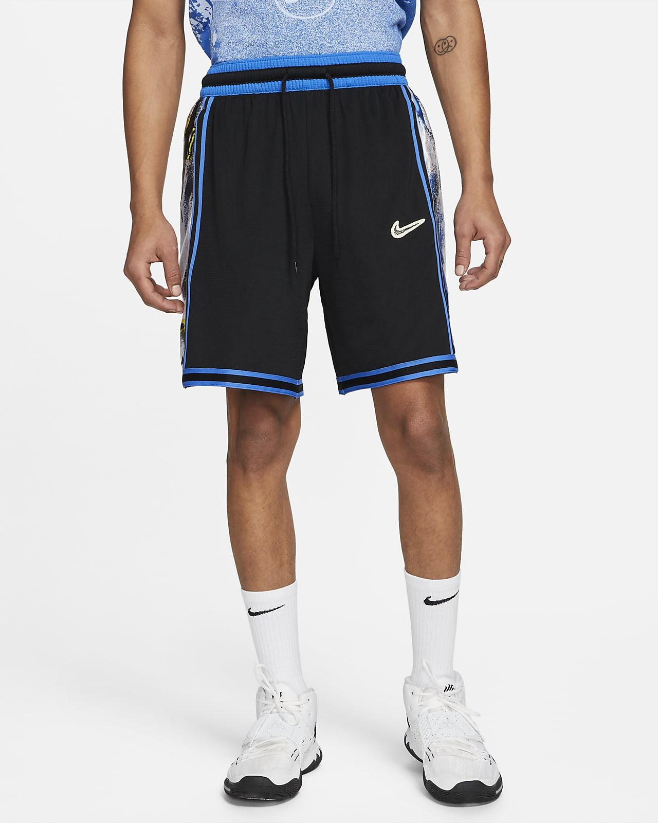 Shorts de básquetbol para hombre Nike Dri-FIT DNA+