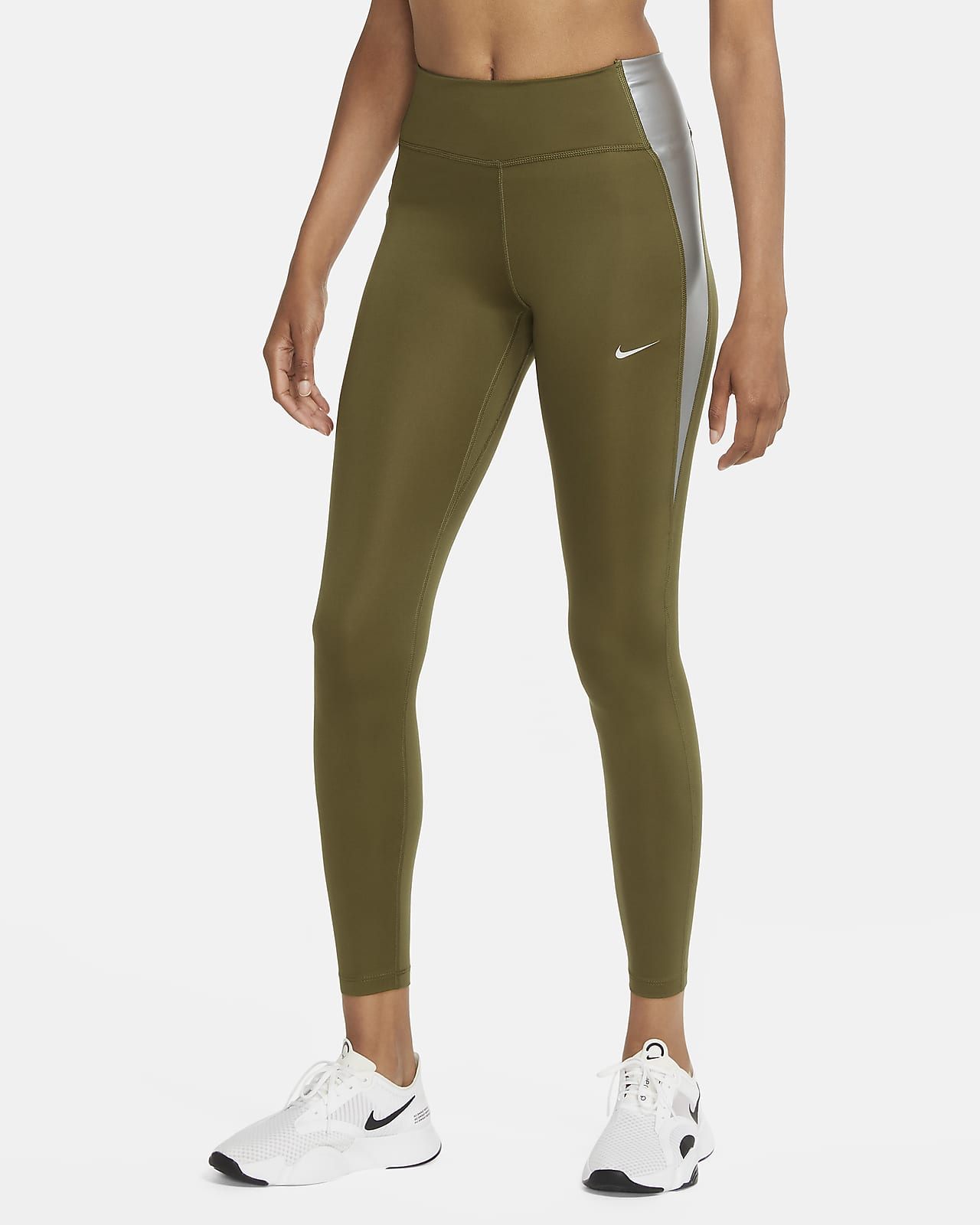 Nike One tights til dame