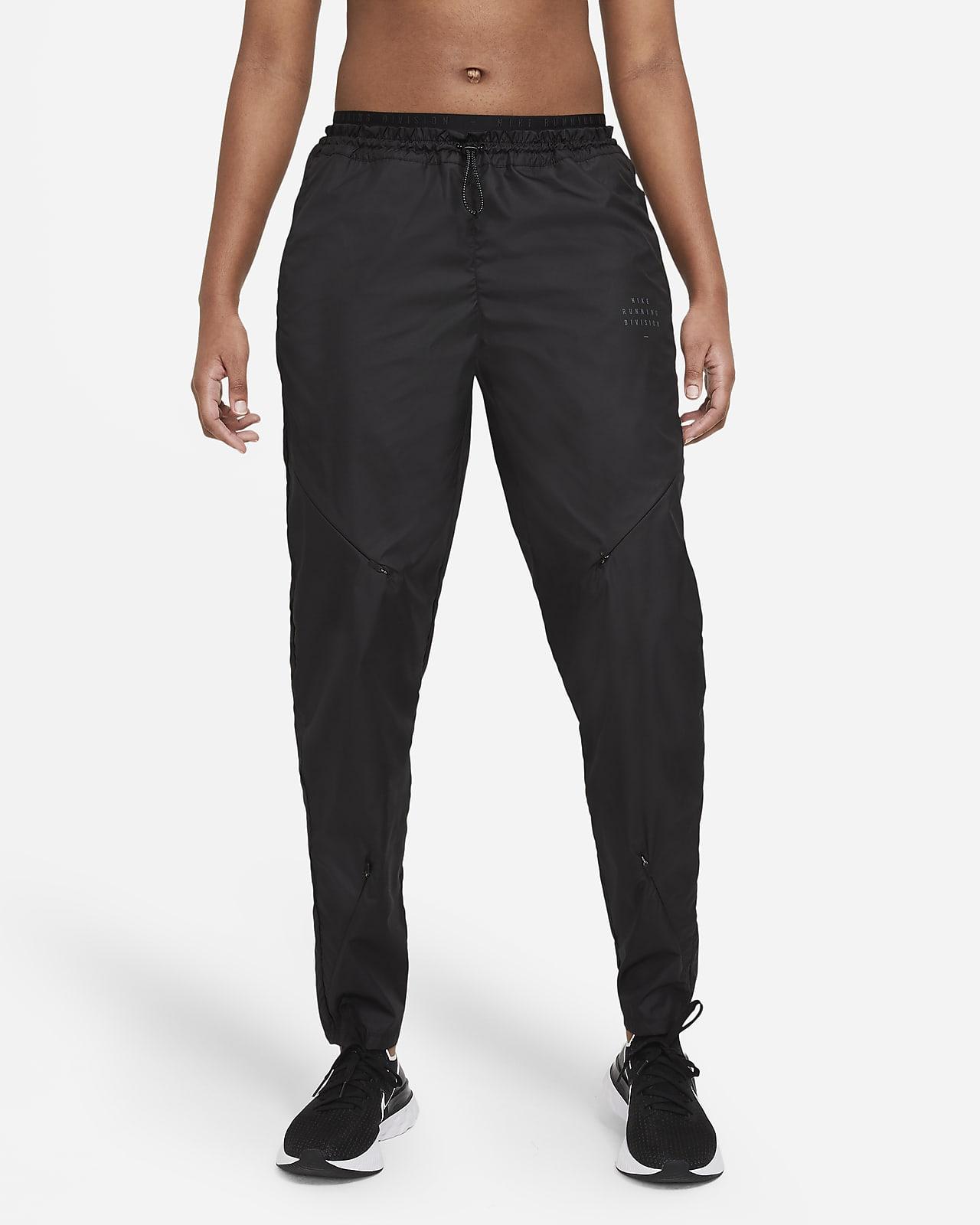 Pantalon de running à fente dynamique Nike Run Division pour Femme