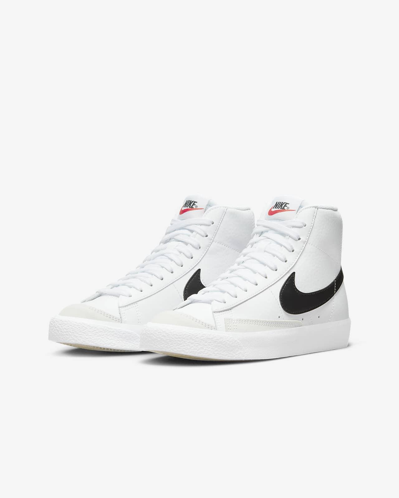 Nike Blazer Mid '77 Big Kids' Shoes. Nike.com