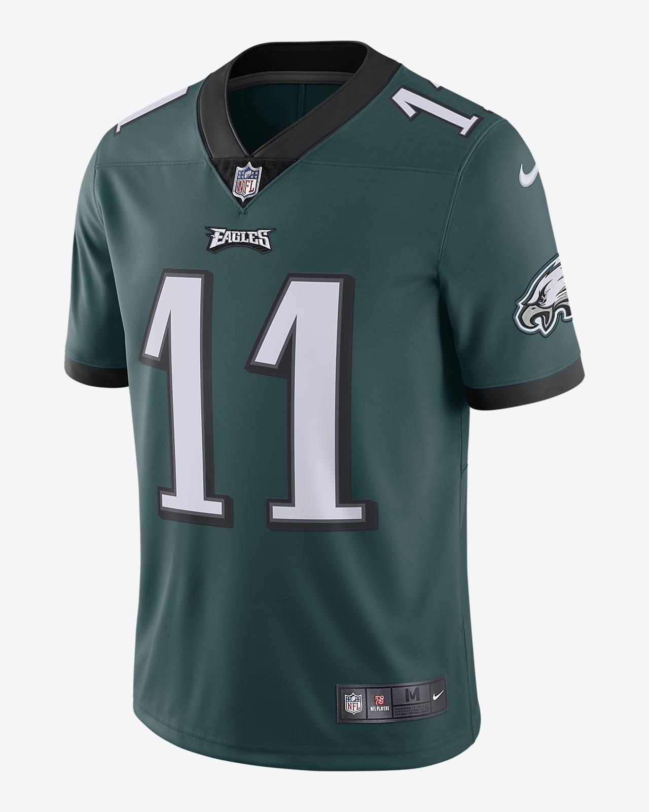 NFL Philadelphia Eagles Vapor Untouchable (Carson Wentz) Men's Limited Football Jersey