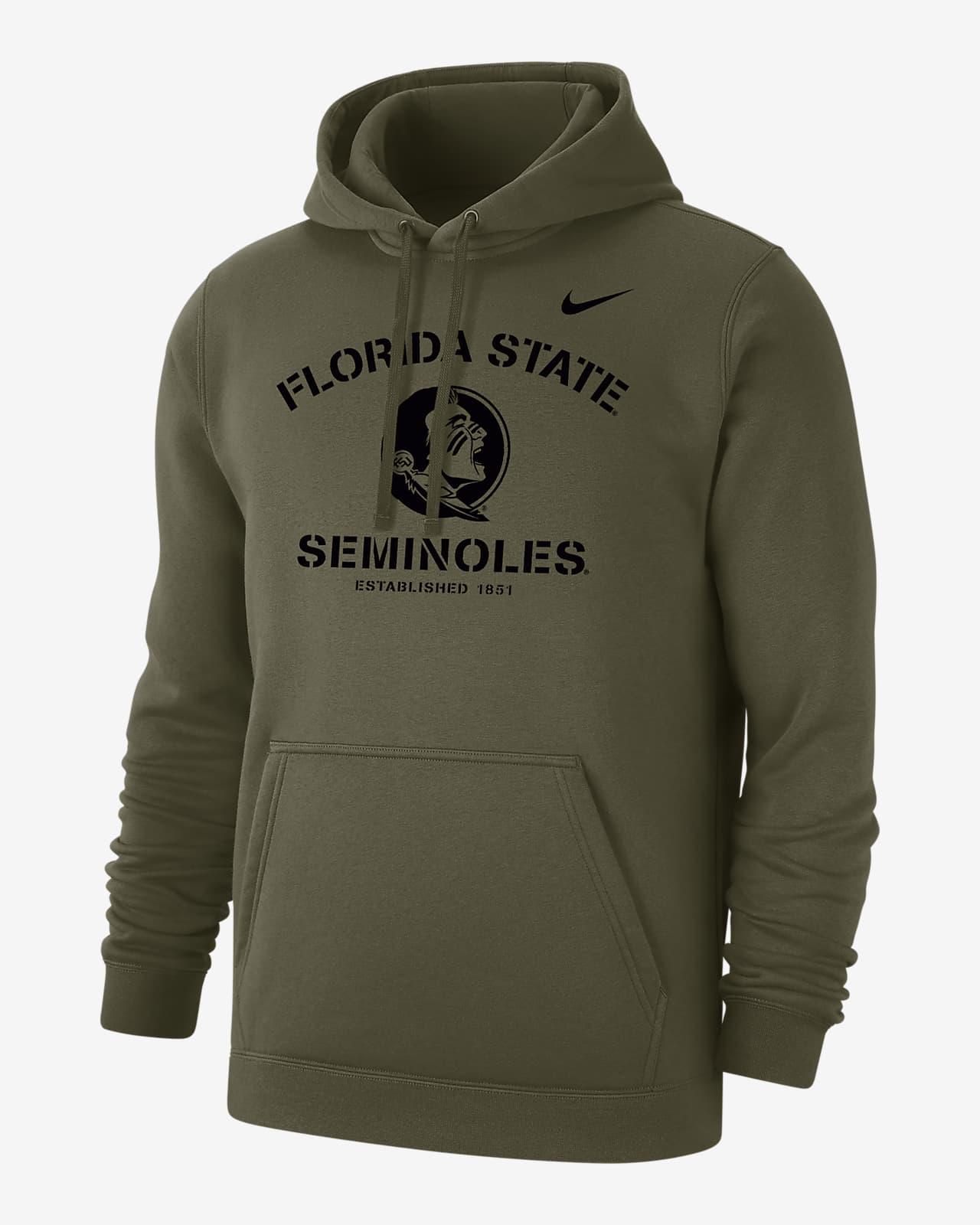 Nike College Club Fleece (Florida State) Men's Hoodie
