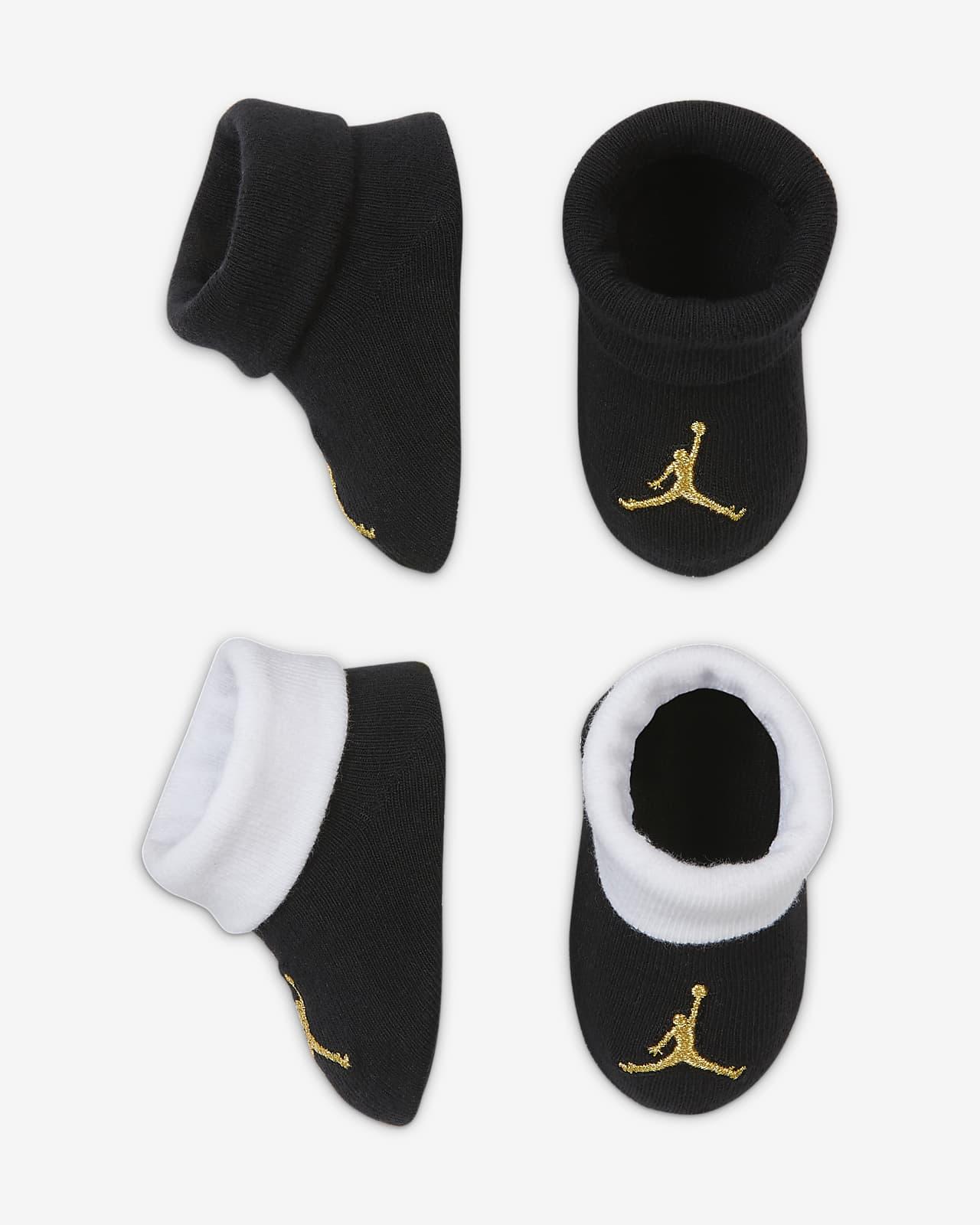 Jordan Baby Booties (2 Pairs)