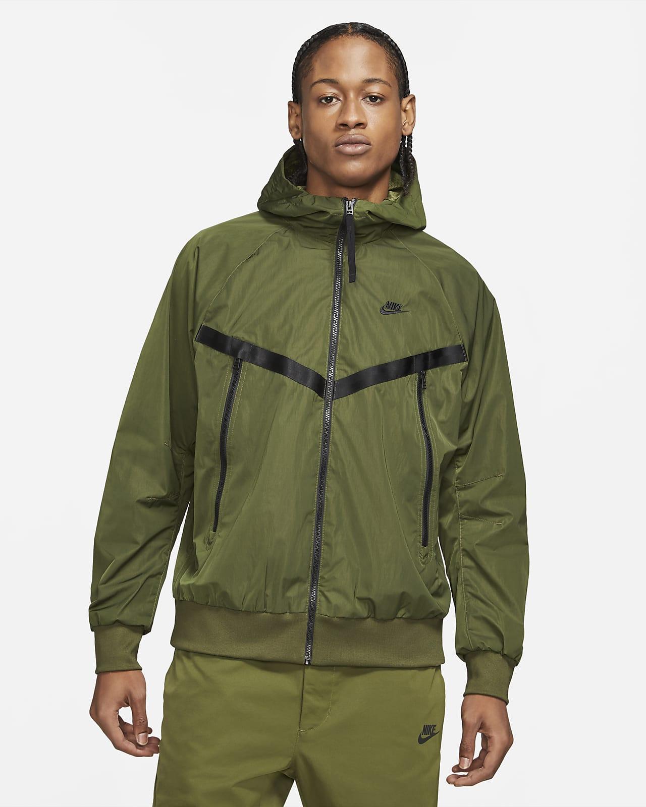 Veste à capuche non doublée Windrunner Nike Sportswear Premium Essentials pour Homme