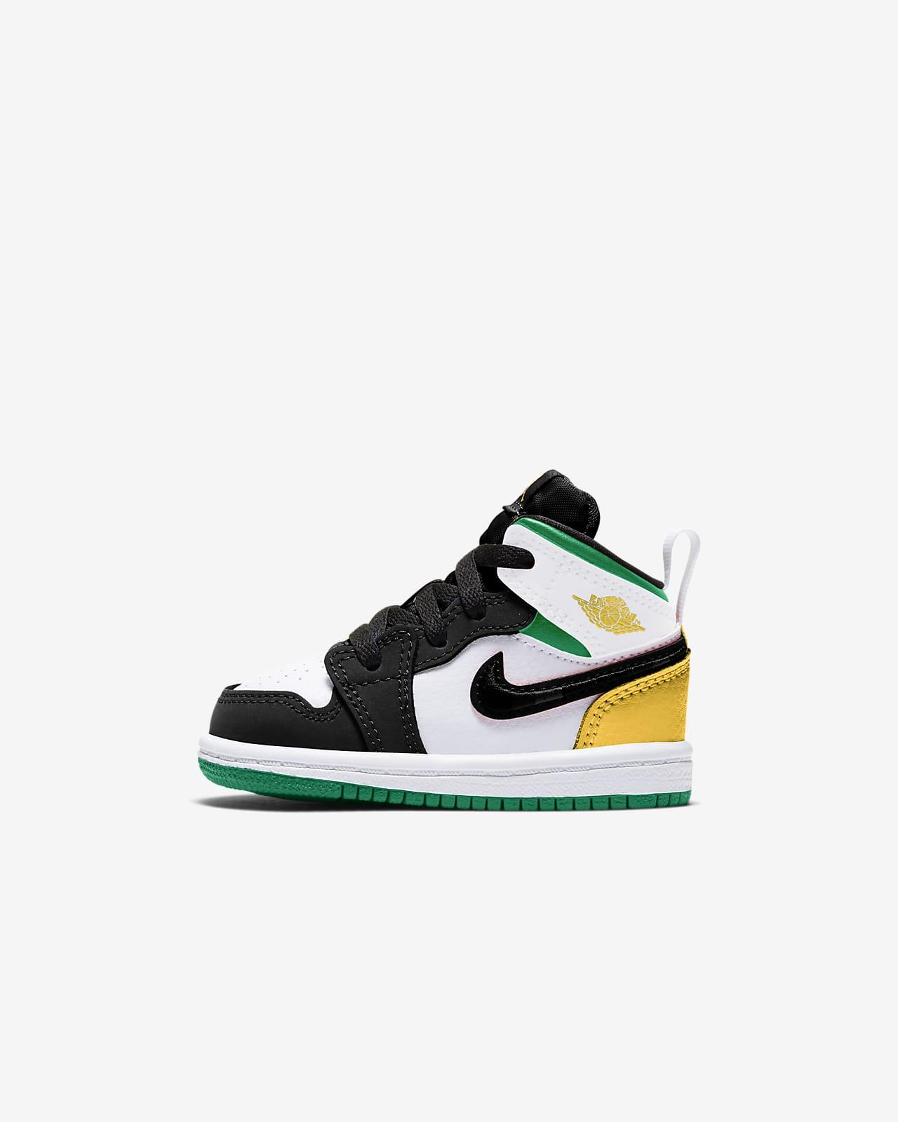 Jordan 1 Mid SE Baby/Toddler Shoe. Nike.com