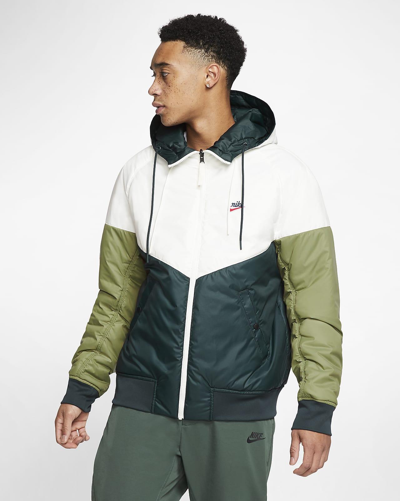 Reversible Hooded Jacket. Nike