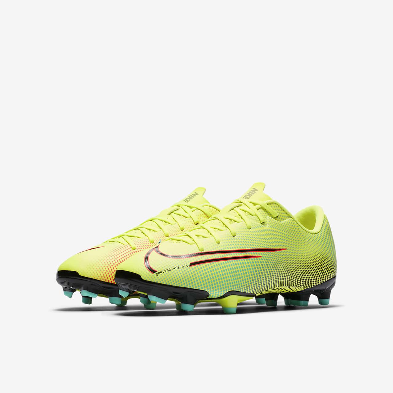 Chaussure de football à crampons multi surfaces Nike Jr. Mercurial Vapor 13 Academy MDS MG pour Jeune enfantEnfant plus âgé