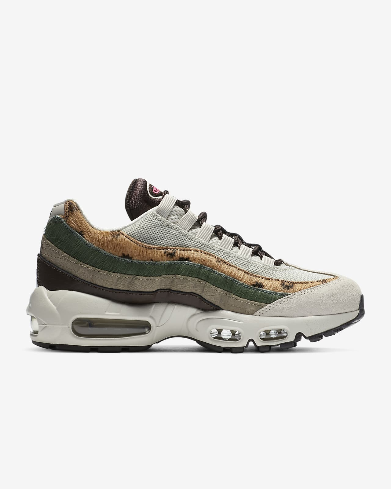 basket nike aire max beige 95