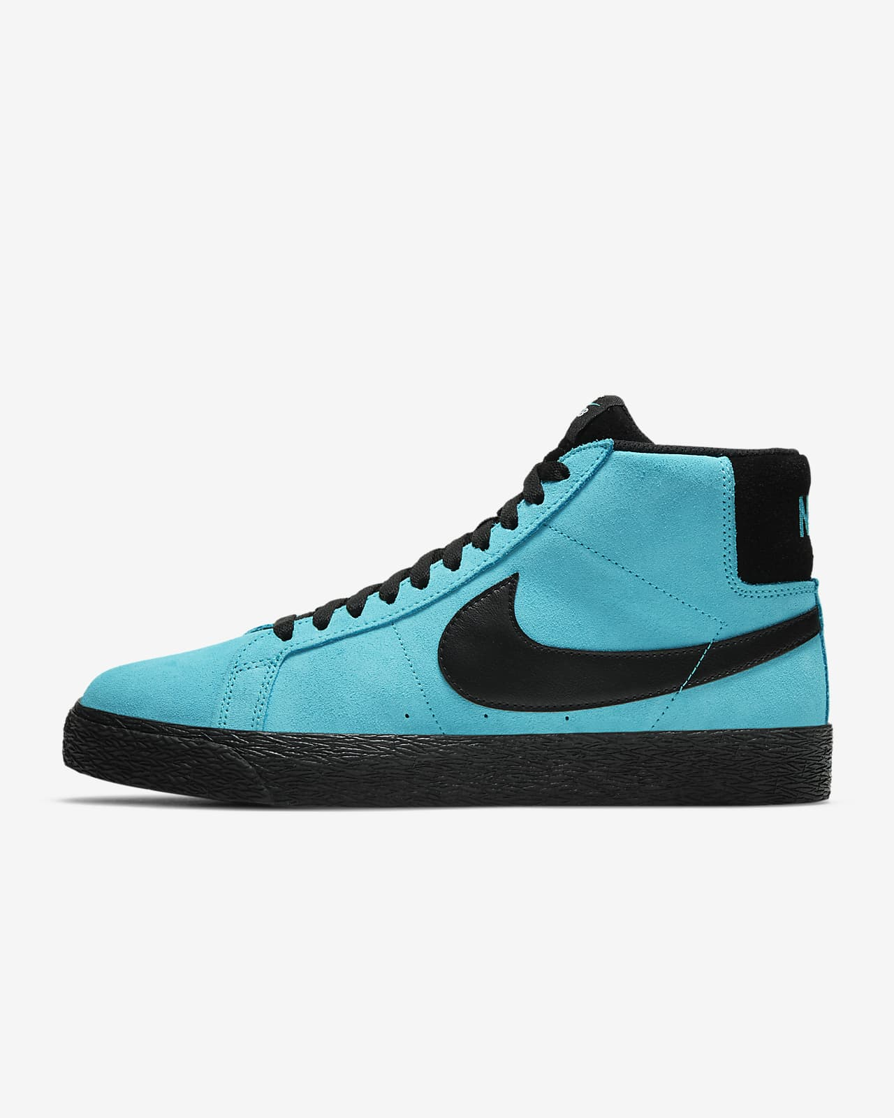 Nike SB Zoom Blazer Mid Skate Shoe. Nike IN