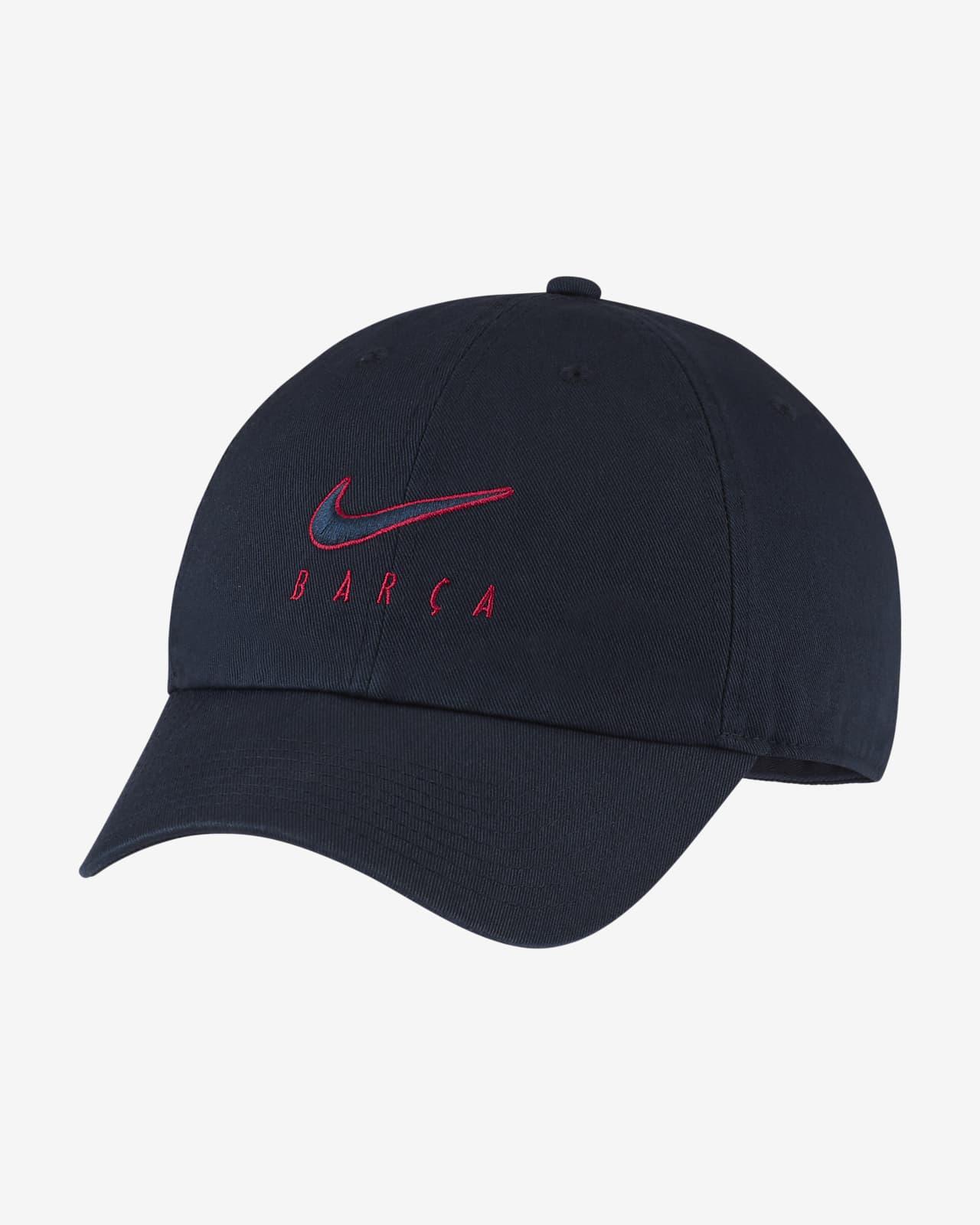 FC Barcelona Heritage86 Swoosh Hat