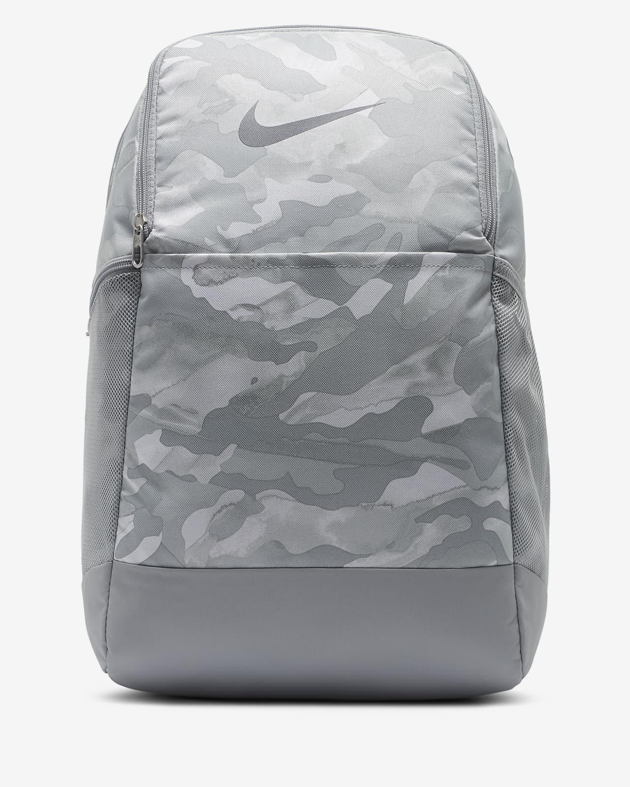 เป้สะพายหลังเทรนนิ่งพิมพ์ลาย Nike Brasilia 9.0 (ขนาดกลาง)