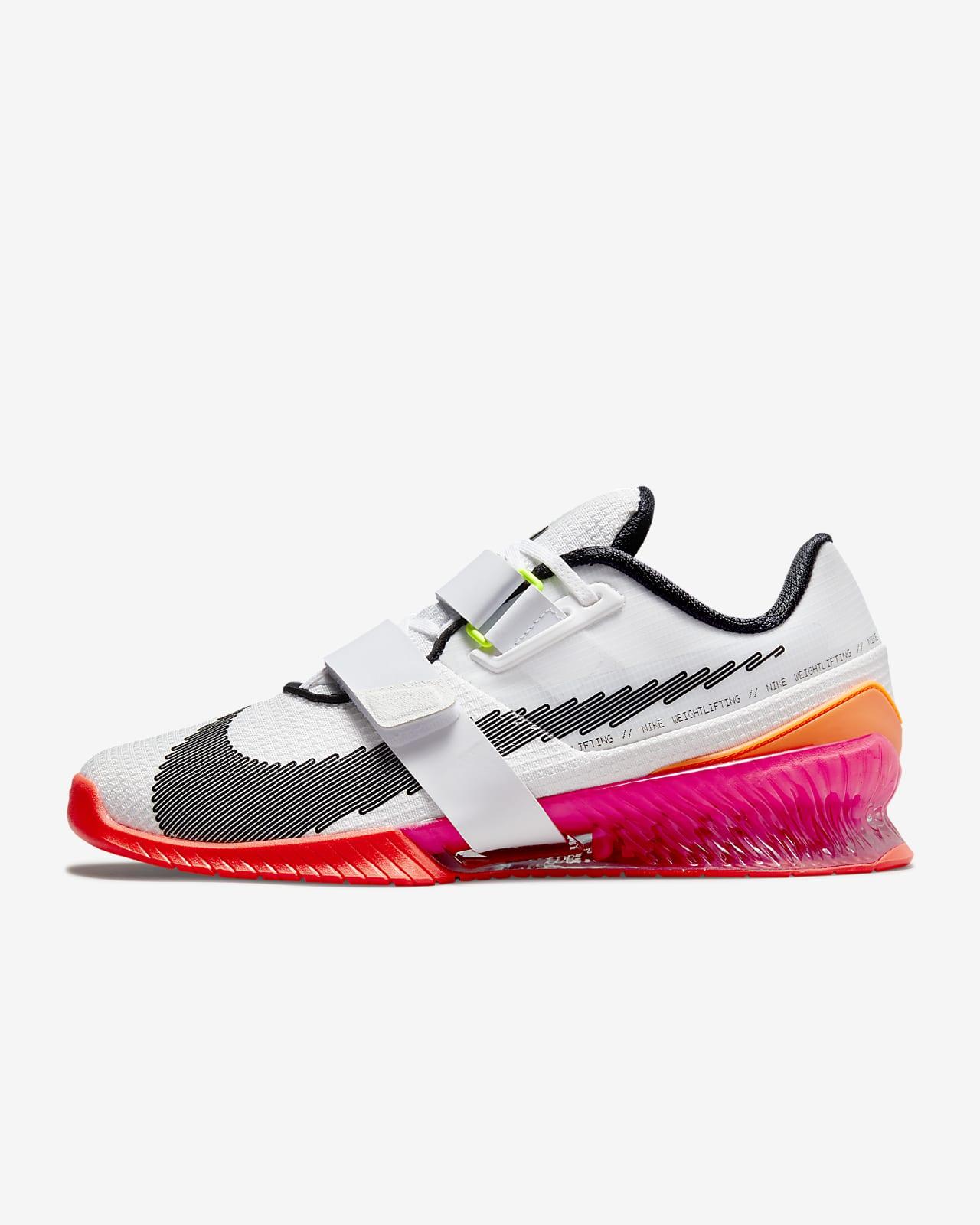 Calzado de levantamiento de pesas Nike Romaleos 4 SE