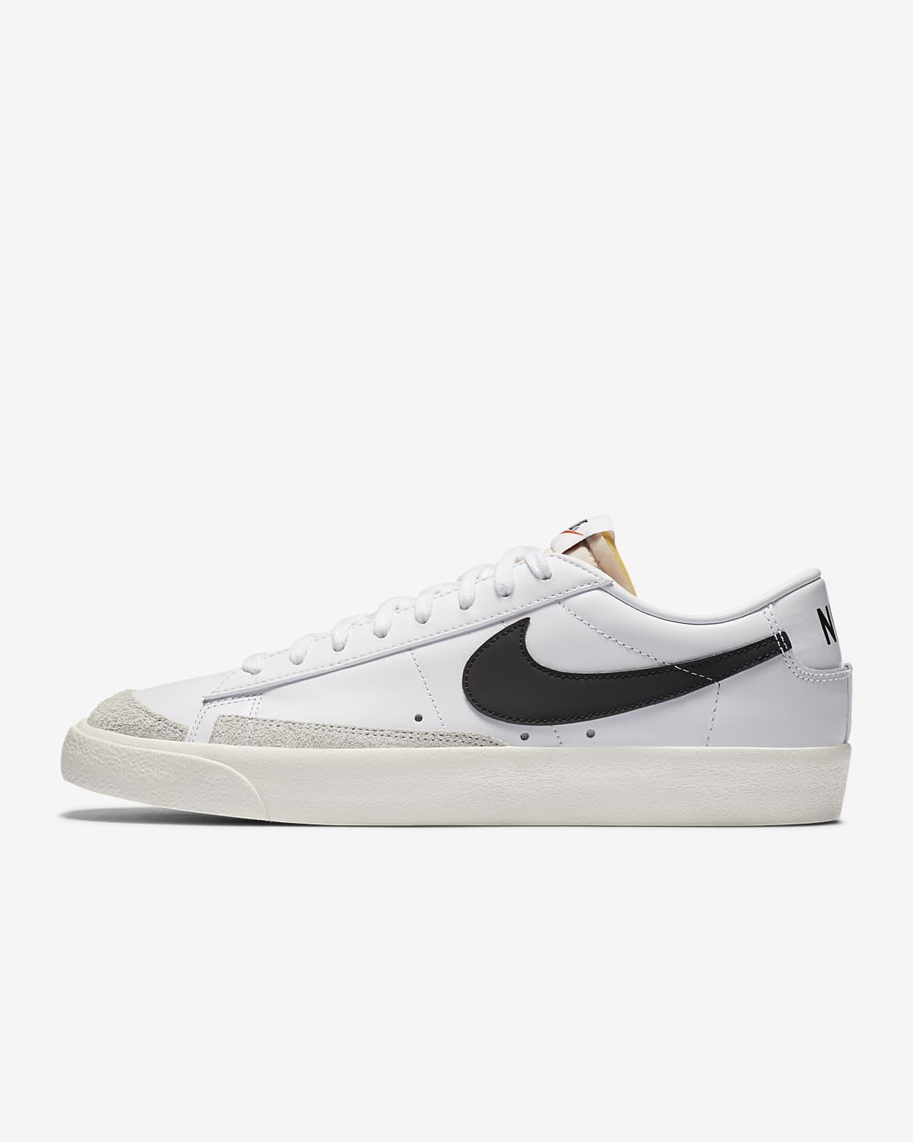 รองเท้าผู้ชาย Nike Blazer Low '77 Vintage