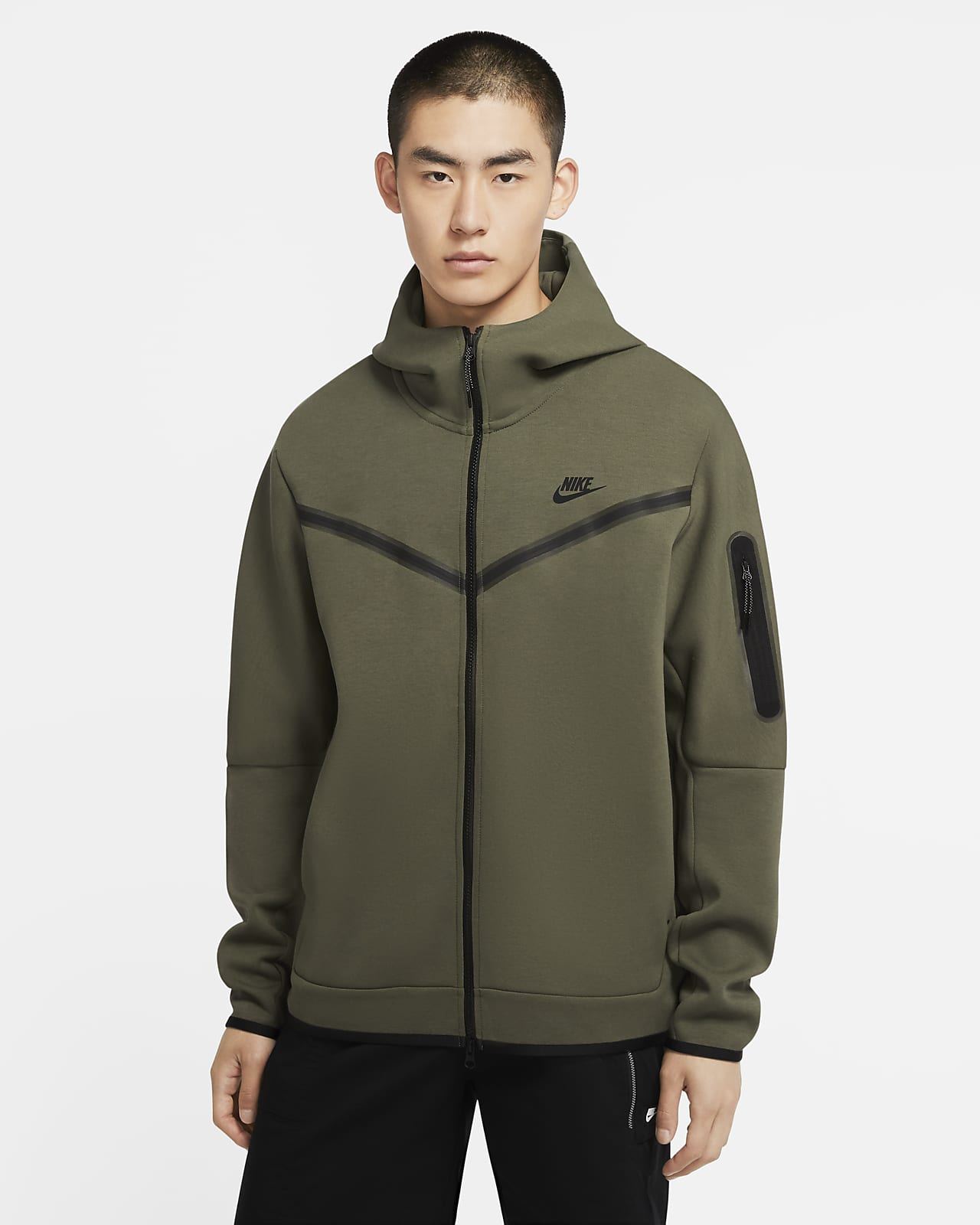 Nike Sportswear Tech Fleece Men S Full Zip Hoodie Nike Gb