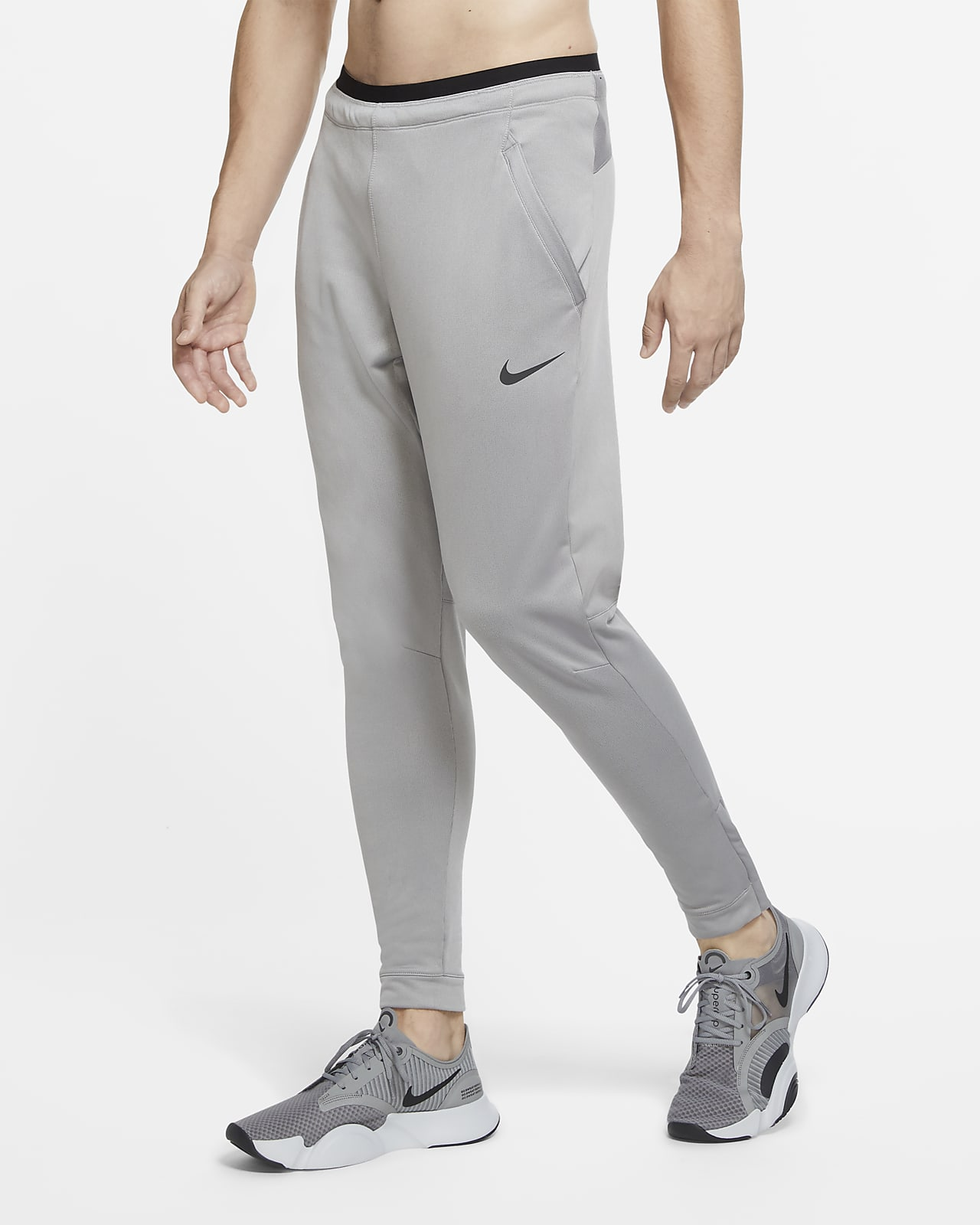 Nike Pro Pantalón de tejido Fleece - Hombre