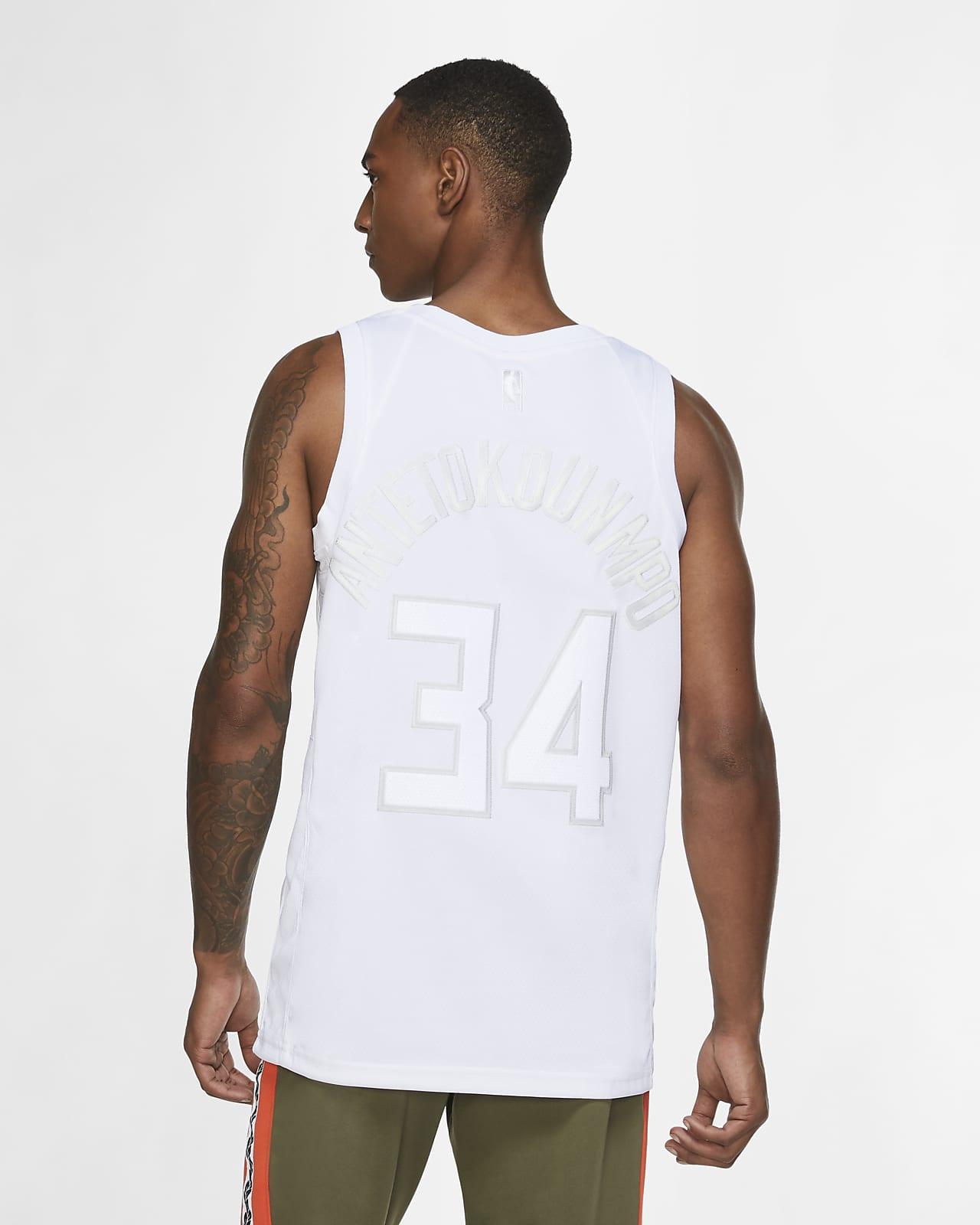 Maillot Nike NBA Giannis Antetokounmpo Bucks MVP pour Homme