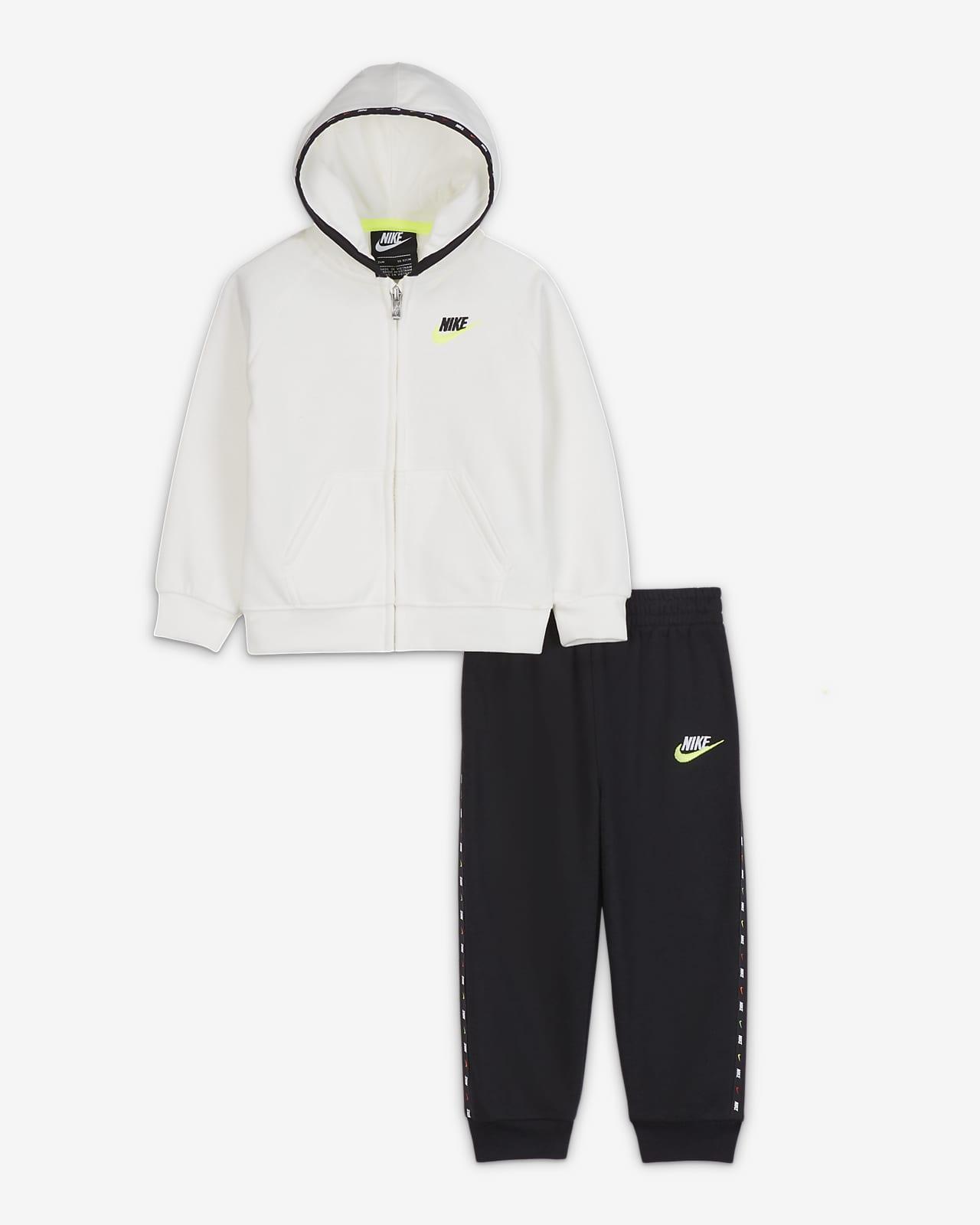 Ensemble sweat à capuche et pantalon de jogging Nike pour Bébé (12 - 24 mois)