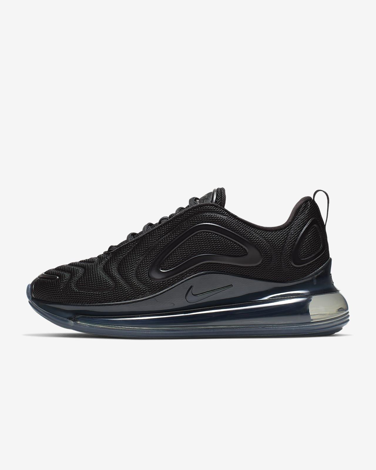 Kjøp Nike Air Max 720 Blackblack sko Online | FOOTWAY.no