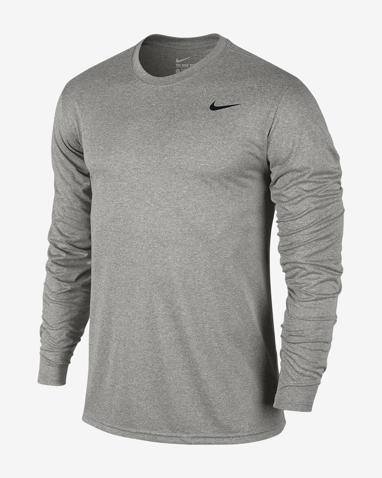Nike Dri-FIT Men's Long-Sleeve Training T-Shirt