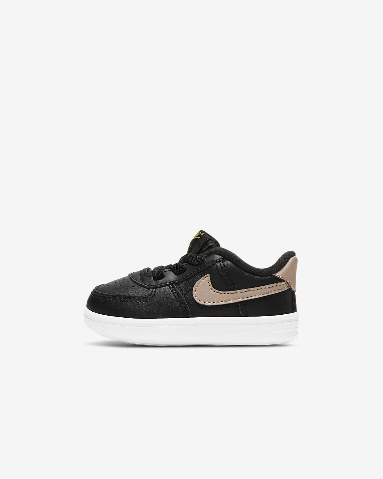 Nike Force 1 Crib Botins - Nadó