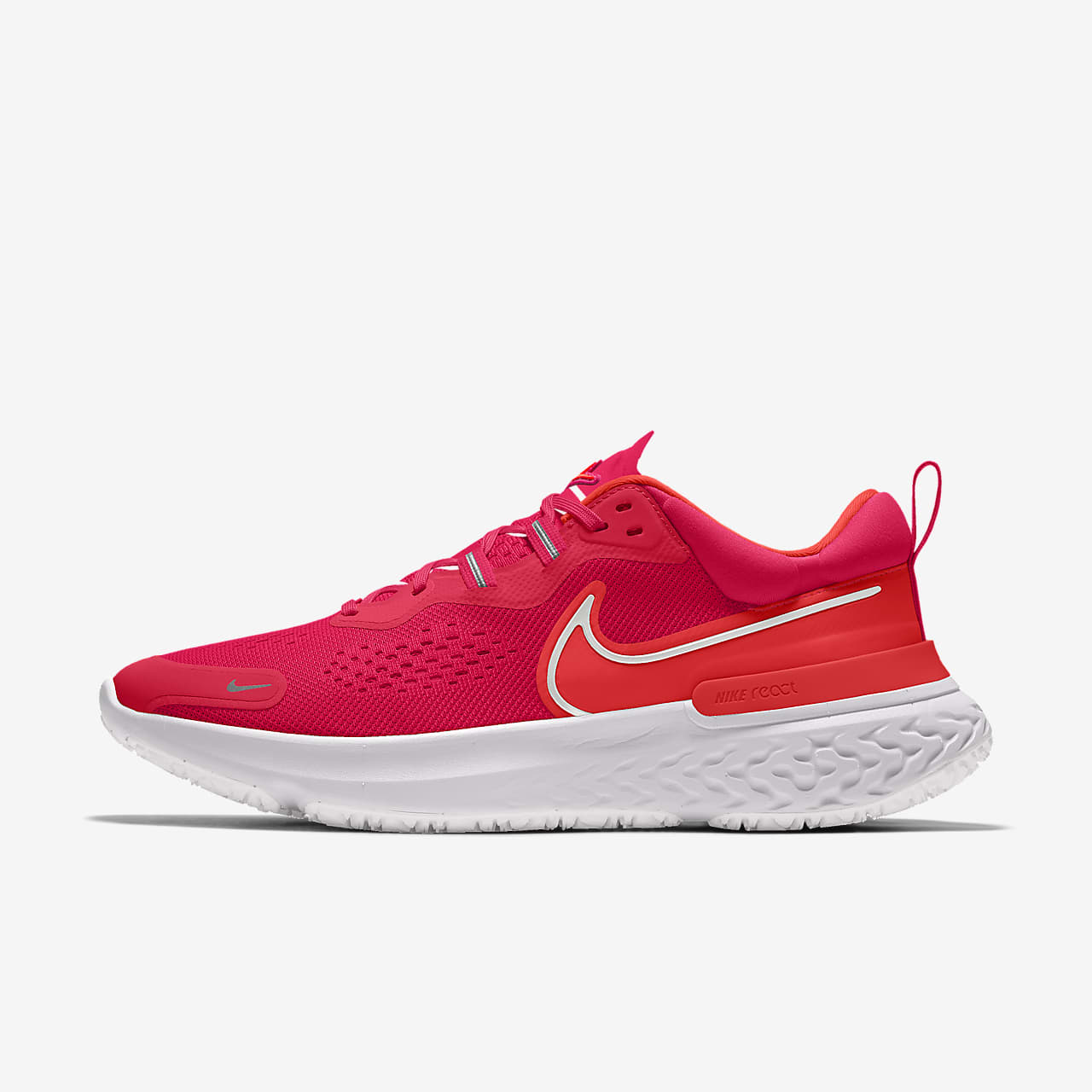 Nike React Miler 2 By You tilpasset løpesko til dame