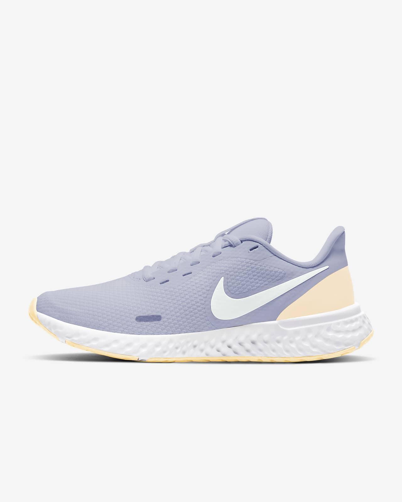 Nike Revolution 5 女款跑鞋